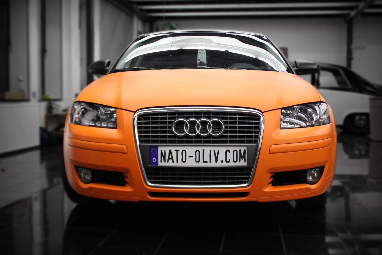 Audi_A3_Sportsback_Beklebung_Orange_Matt_Titelbild
