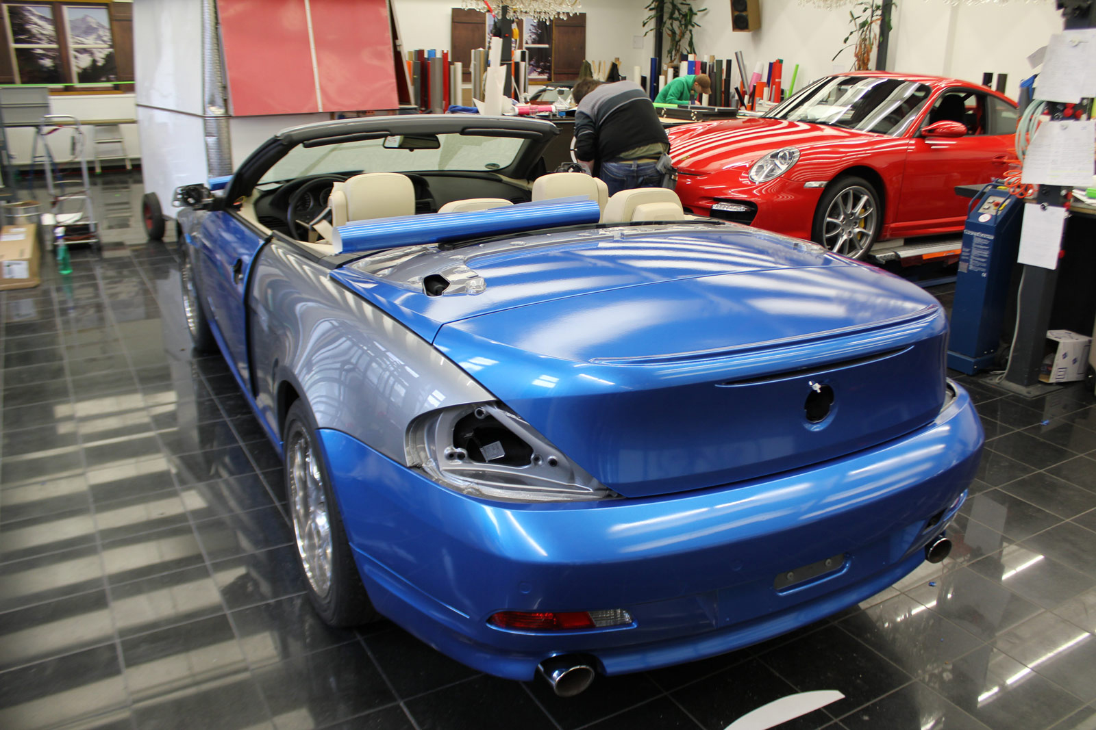 BMW_6er_Cabrio_Folierung_Bright_Blue_Metallic_04