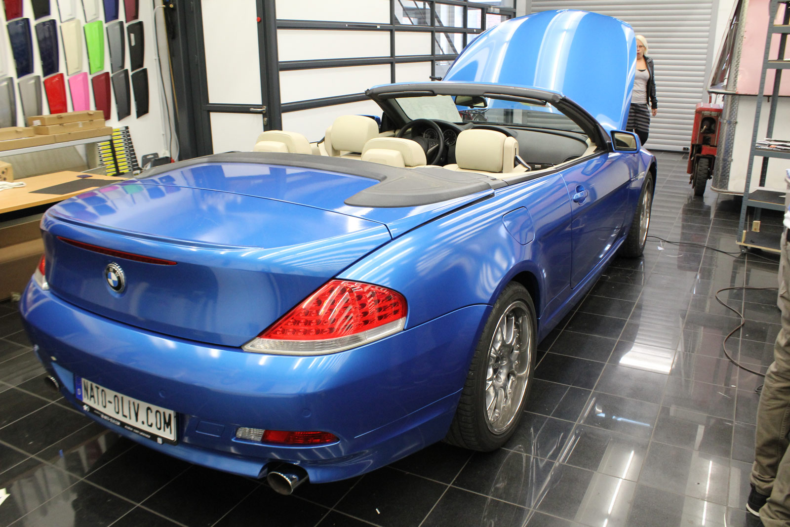 BMW_6er_Cabrio_Folierung_Bright_Blue_Metallic_12