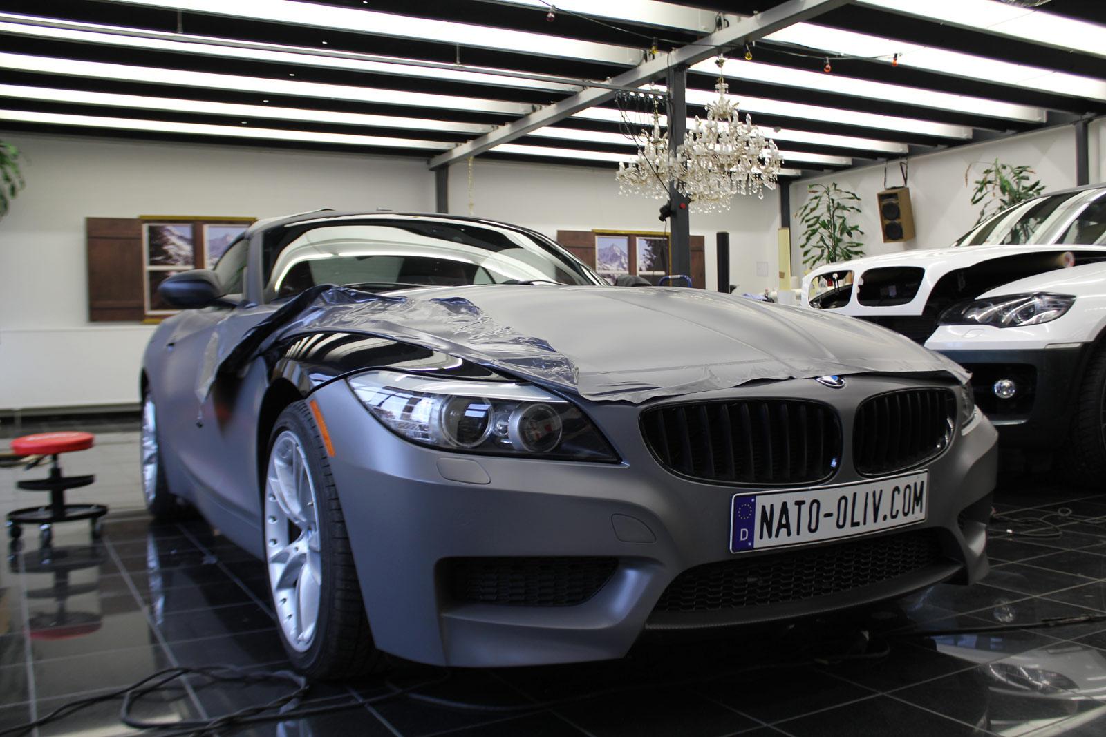 BMW_Z4_GRAU_MATTE_FOLIE_5