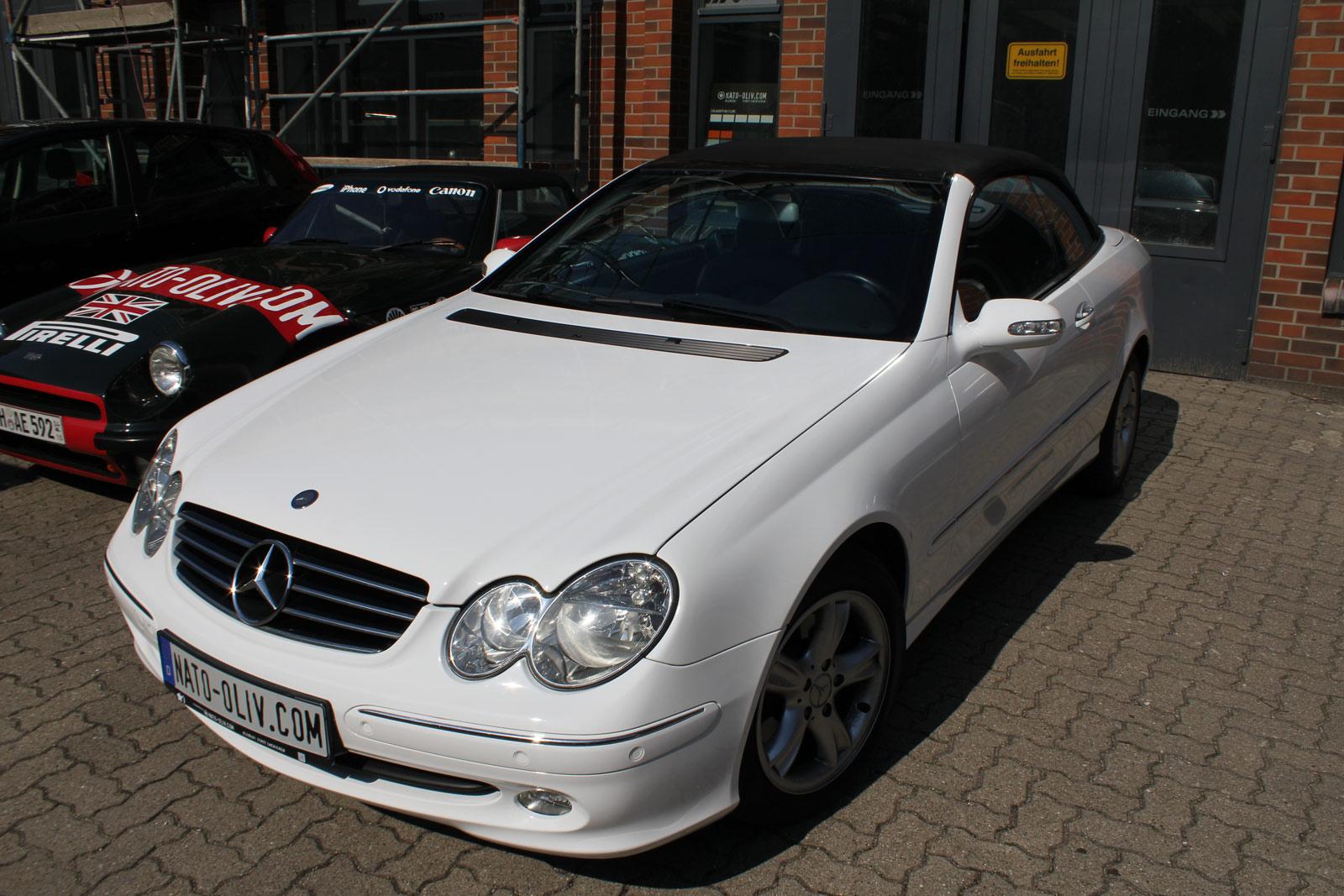 Mercedes_CLK_Cabrio_Folierung_Weiss__Glanz_11