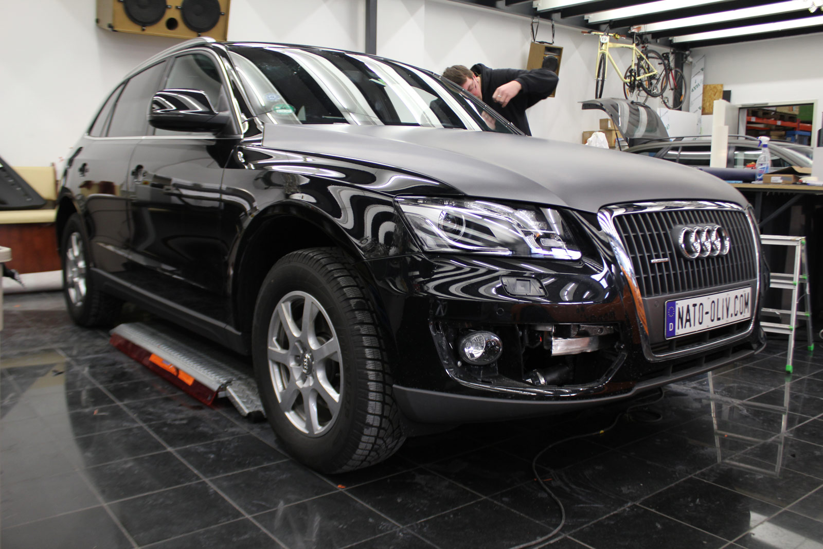 Audi_Q5_Folierung_Anthrazit_Matt_Metallic_19