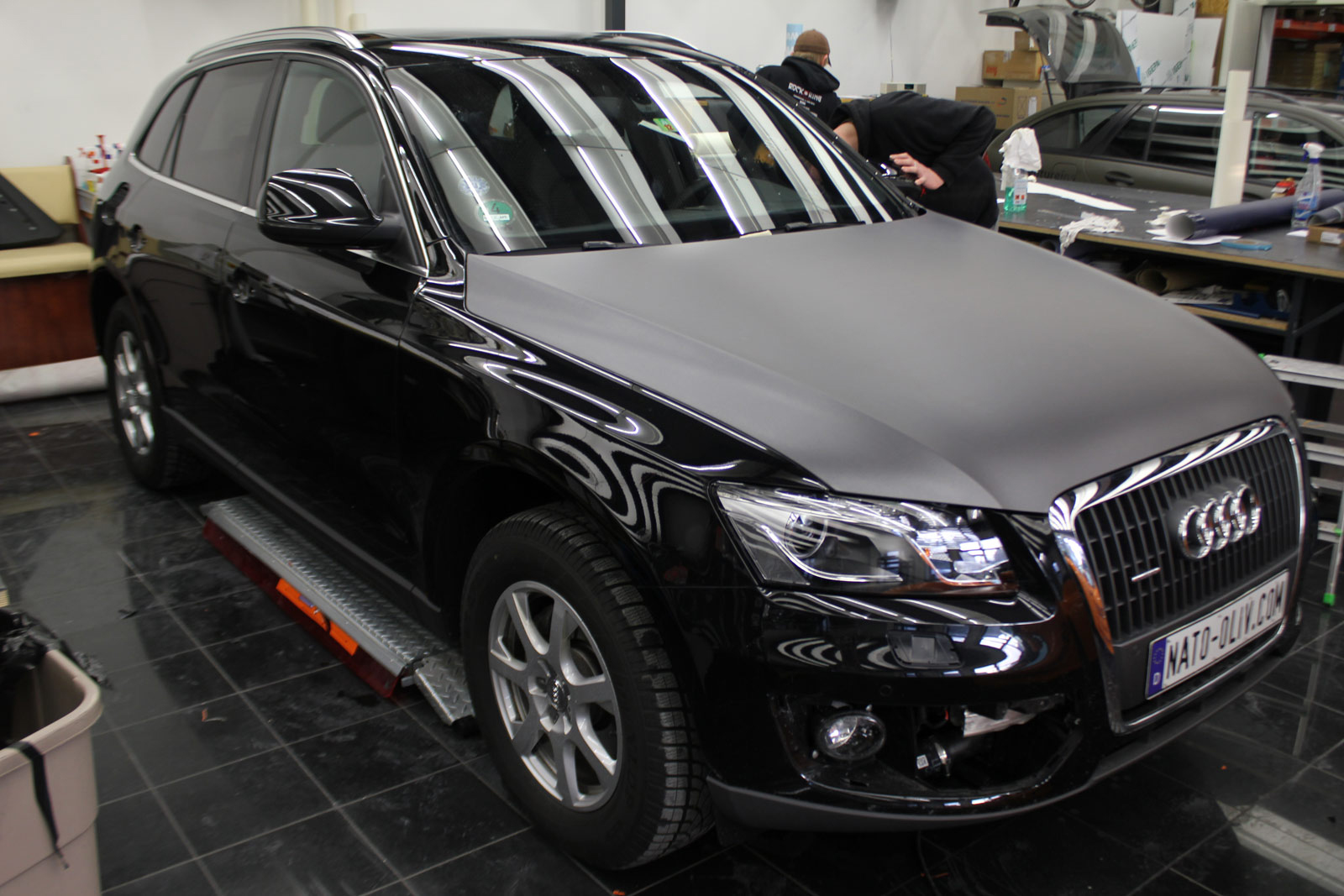 Audi_Q5_Folierung_Anthrazit_Matt_Metallic_22