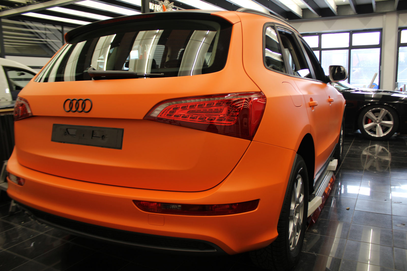 Audi_Q5_Folierung_Orange_Matt_04