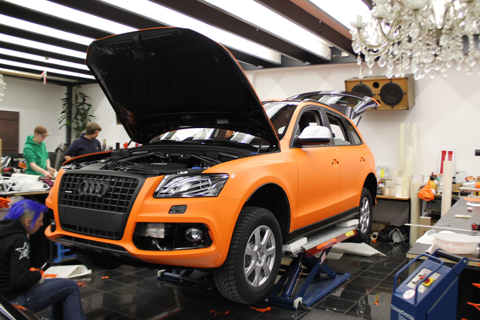 Audi_Q5_Folierung_Orange_Matt_06