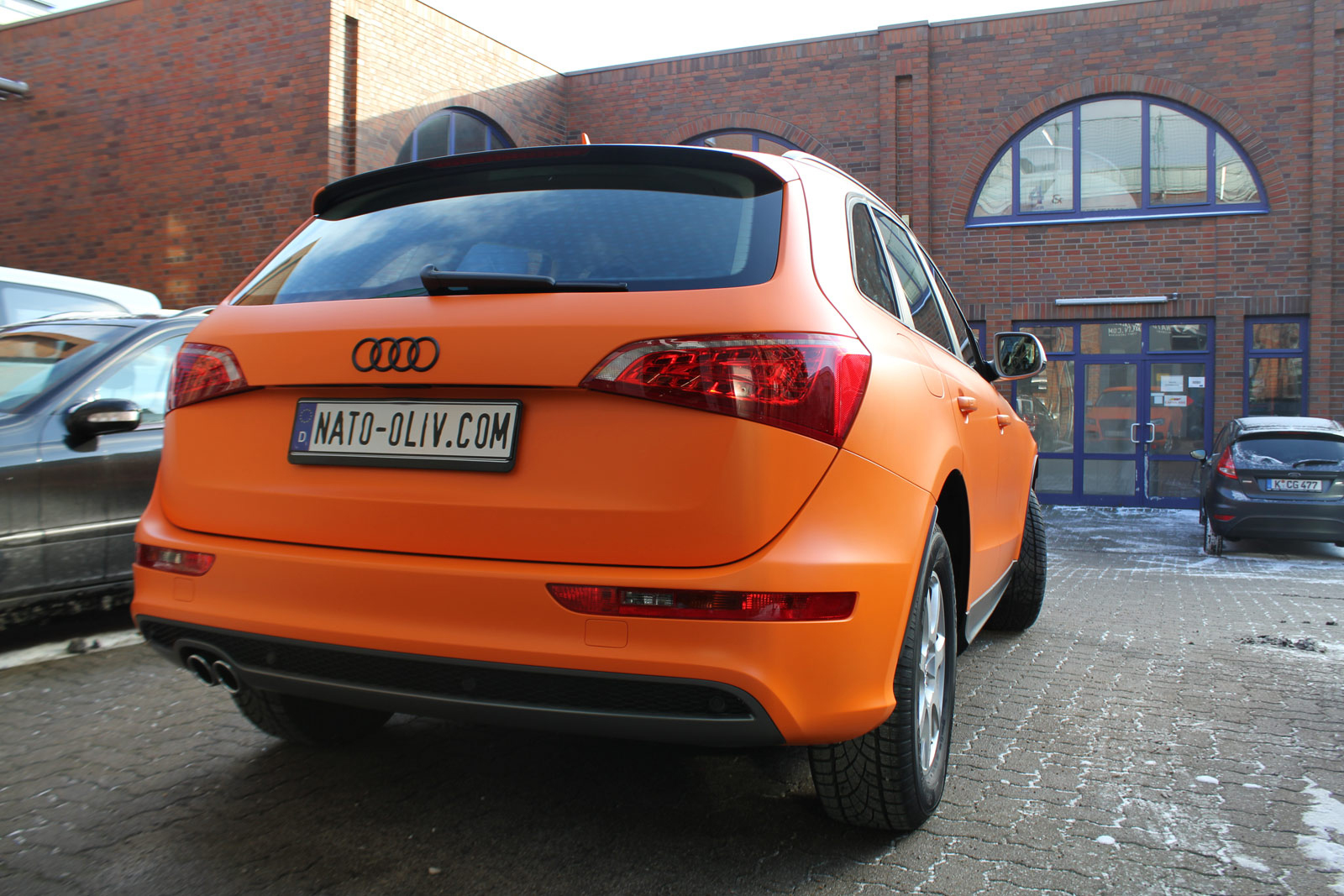 Audi_Q5_Folierung_Orange_Matt_09