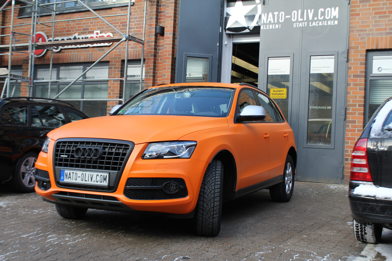 Audi_Q5_Folierung_Orange_Matt_11