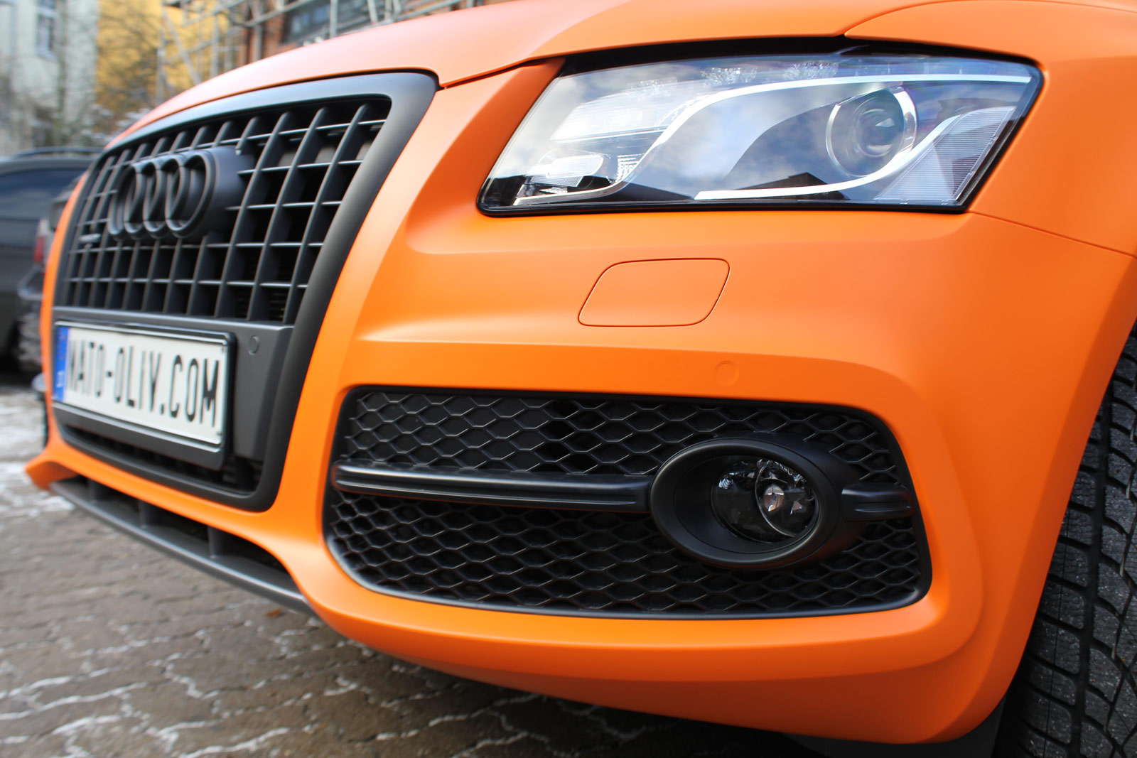 Audi_Q5_Folierung_Orange_Matt_18