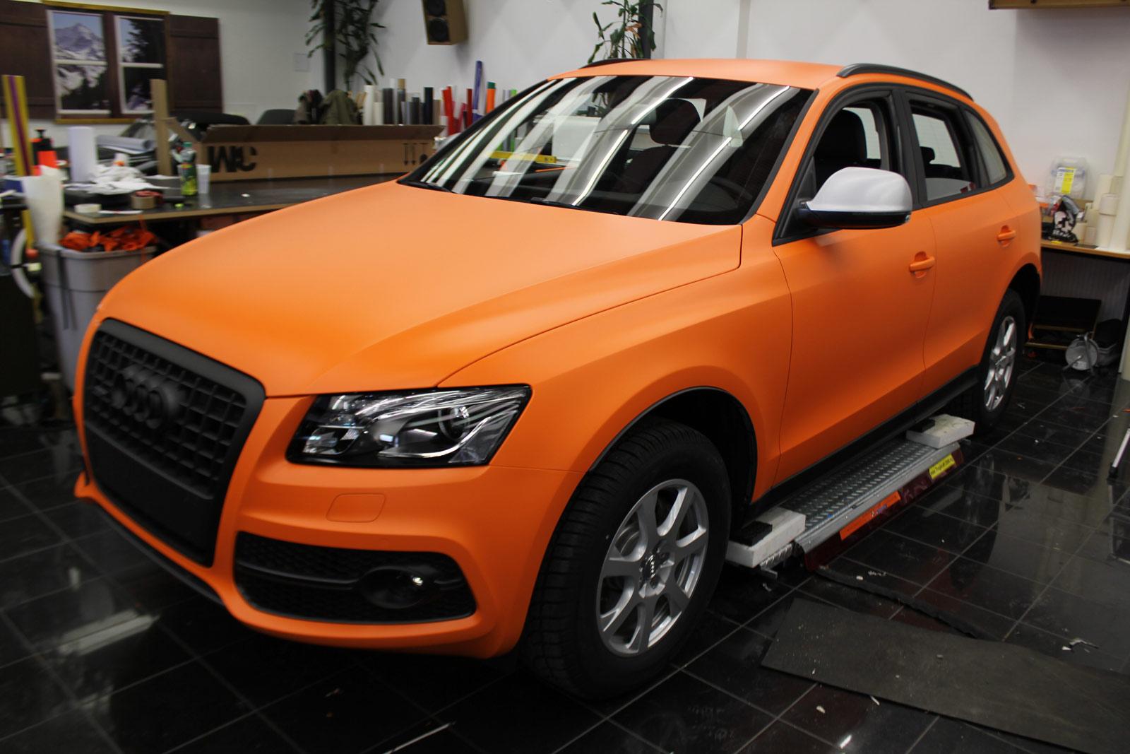 Audi_Q5_Folierung_Orange_Matt_19