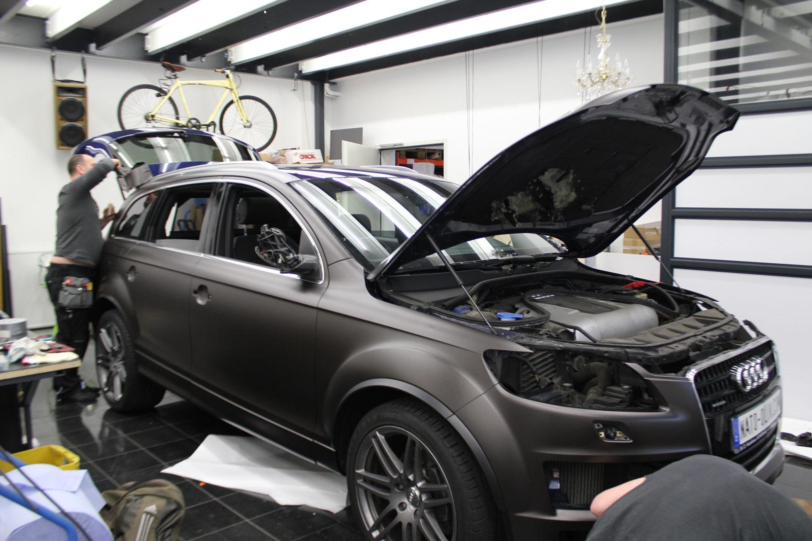 Audi_Q7_Folierung_Braun_Matt_Metallic_10