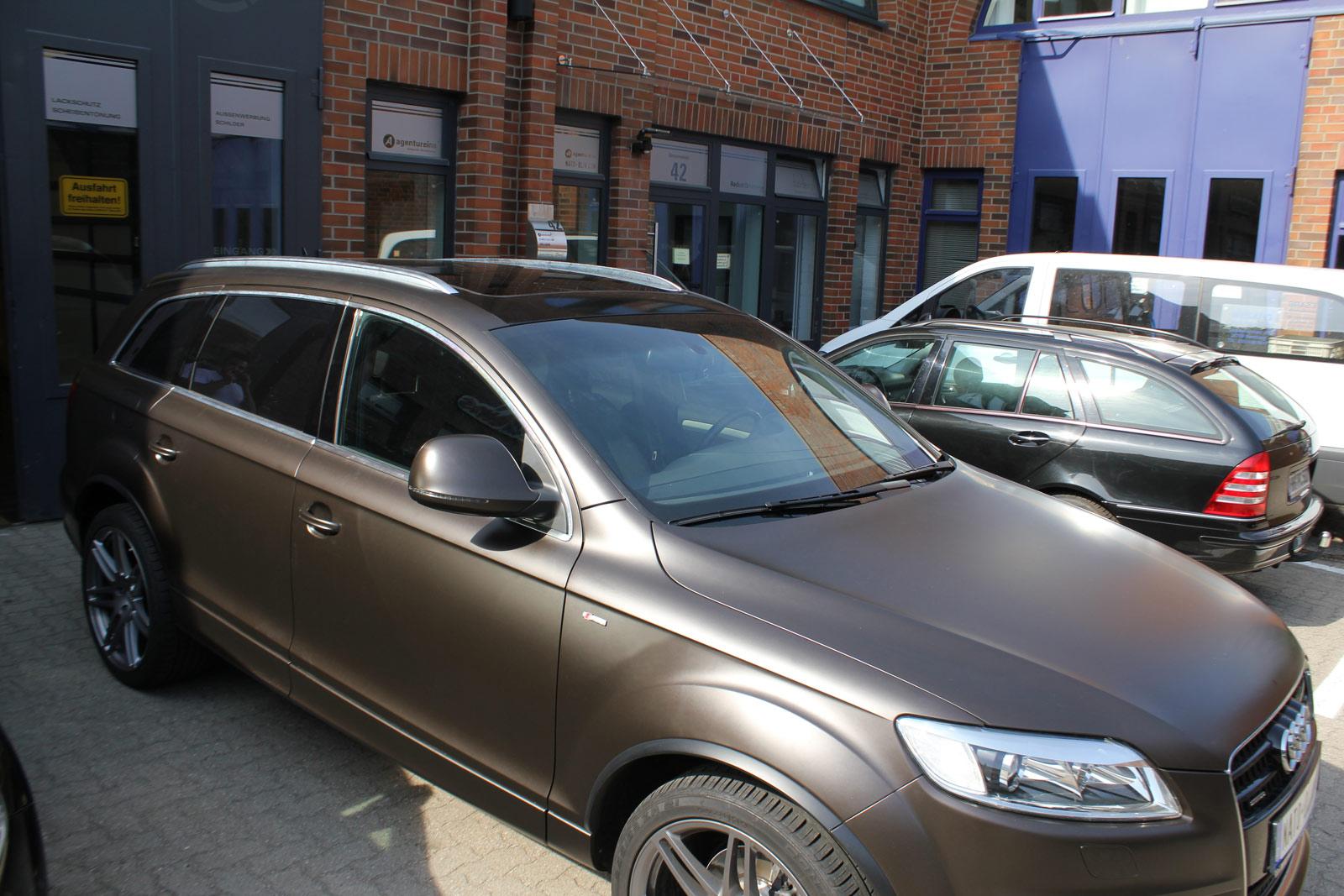 Audi_Q7_Folierung_Braun_Matt_Metallic_12