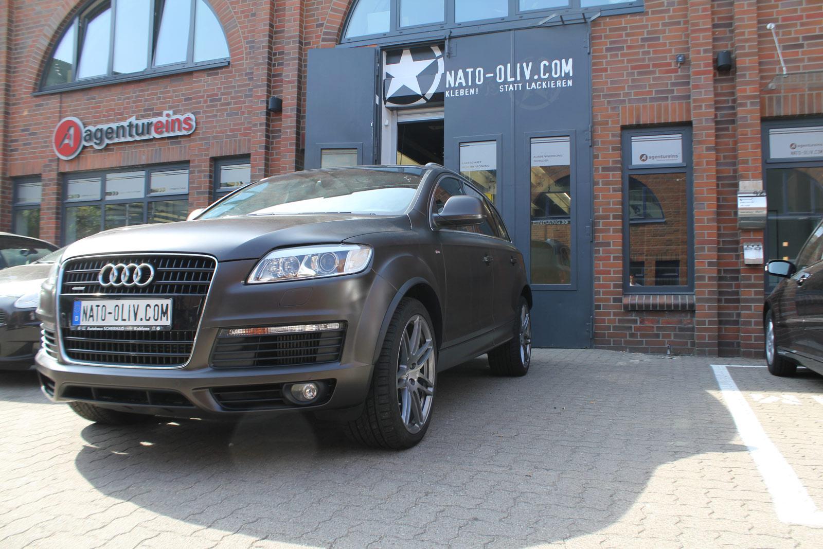 Audi_Q7_Folierung_Braun_Matt_Metallic_14