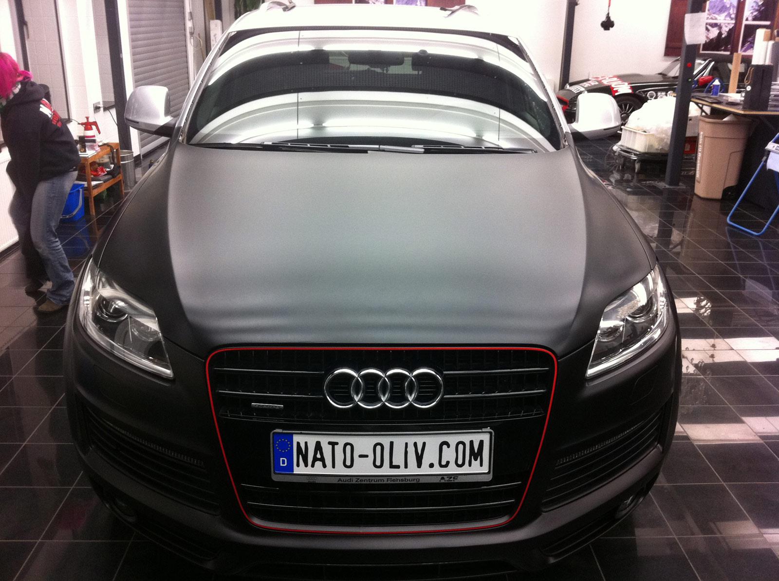 Audi_Q7_Folierung_Schwarz_Matt_009