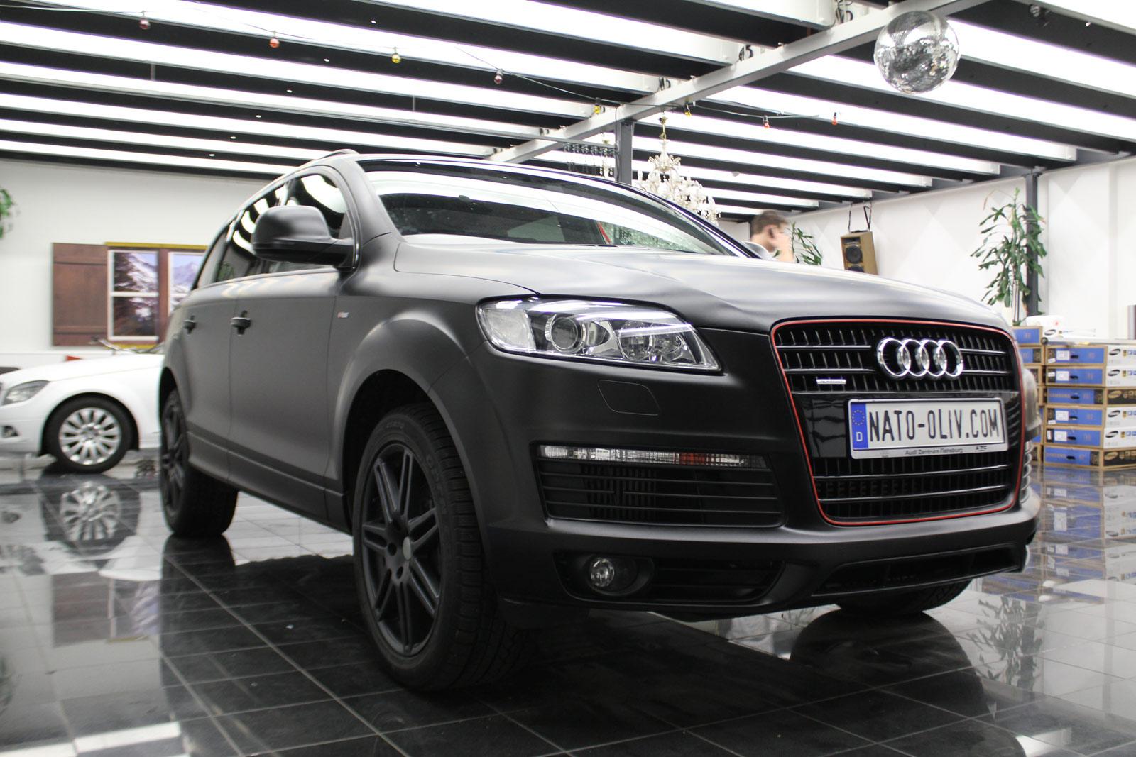 Audi_Q7_Folierung_Schwarz_Matt_30