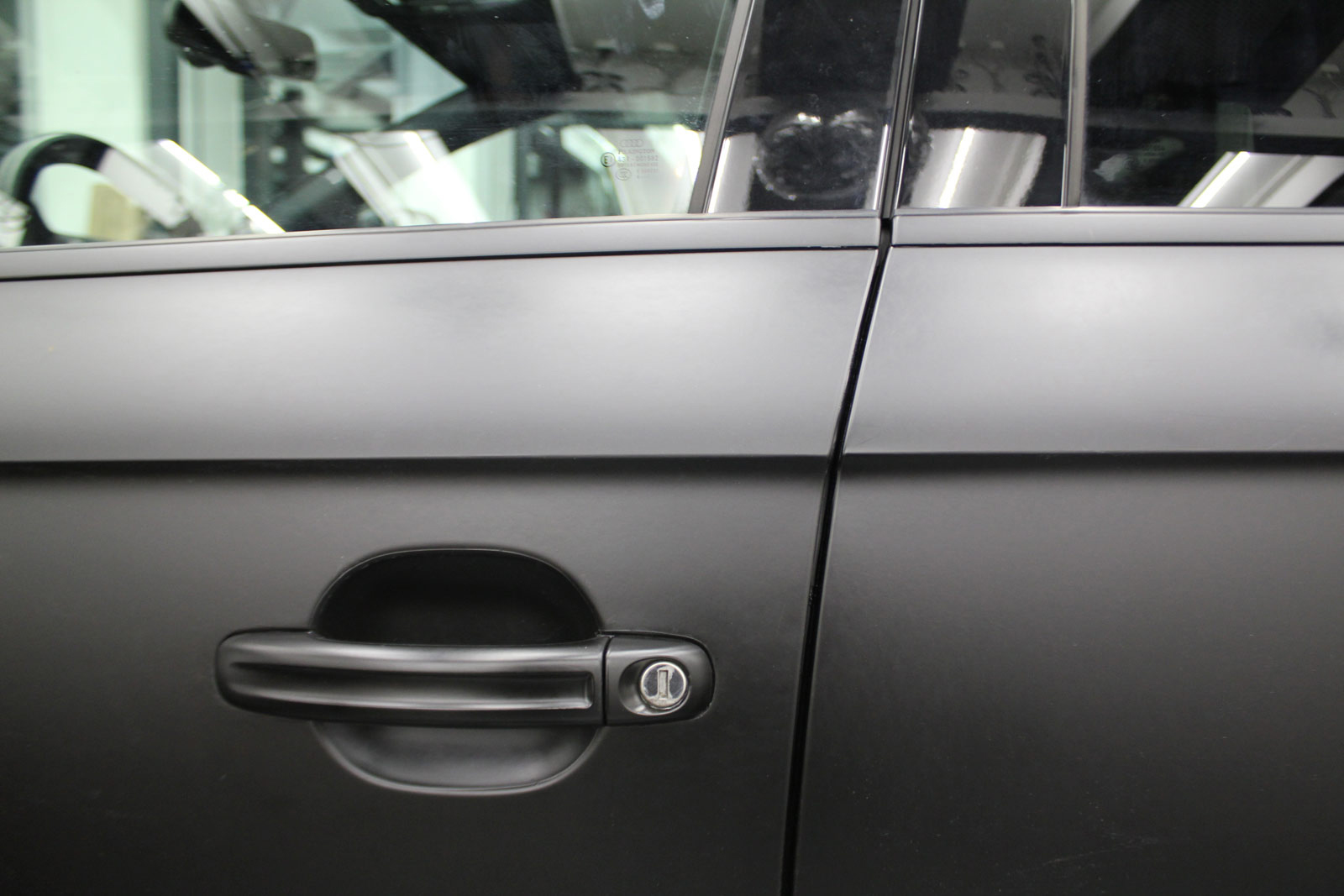 Audi_Q7_Folierung_Schwarz_Matt_38
