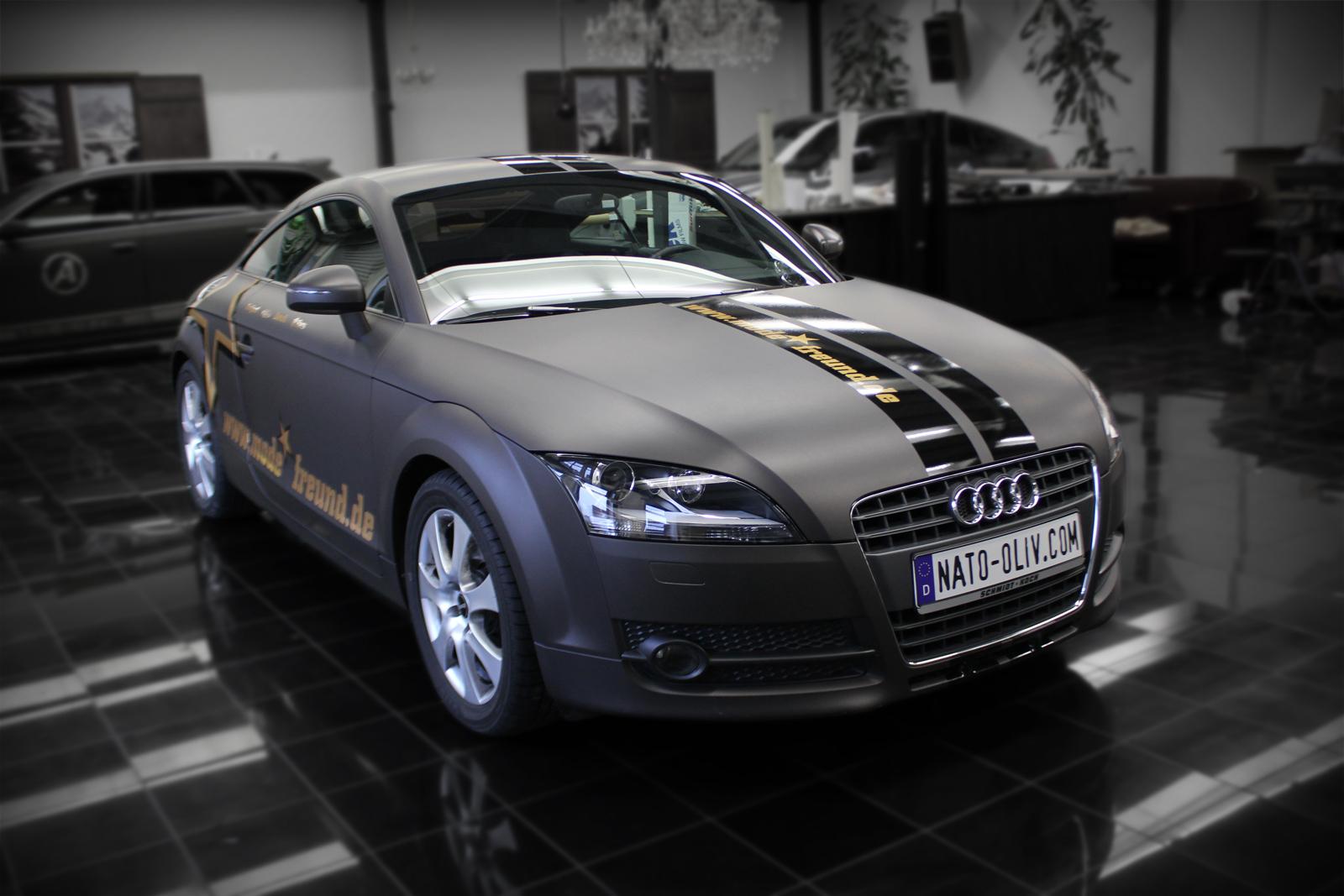 Audi_TT_Braun_Matt_Metallic_Branding_Titelbild