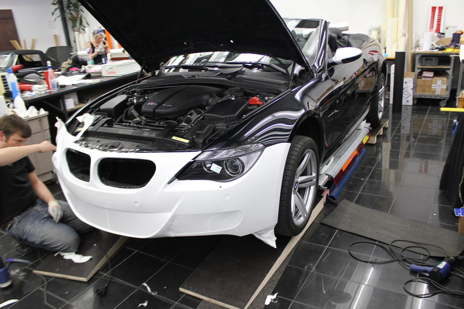 BMW_M6_Folierung_Warm_Weiss_12