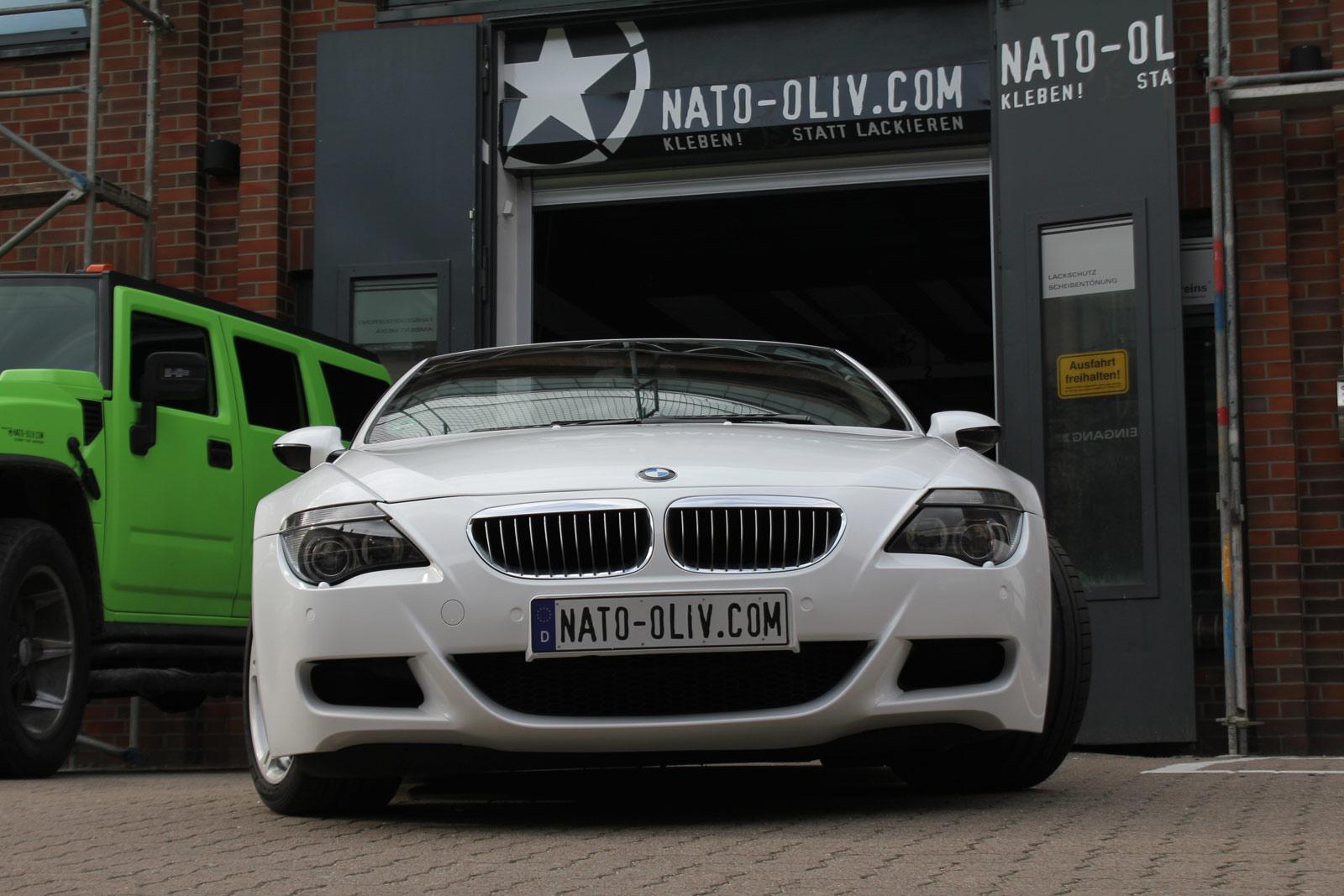 BMW_M6_Folierung_Warm_Weiss_13