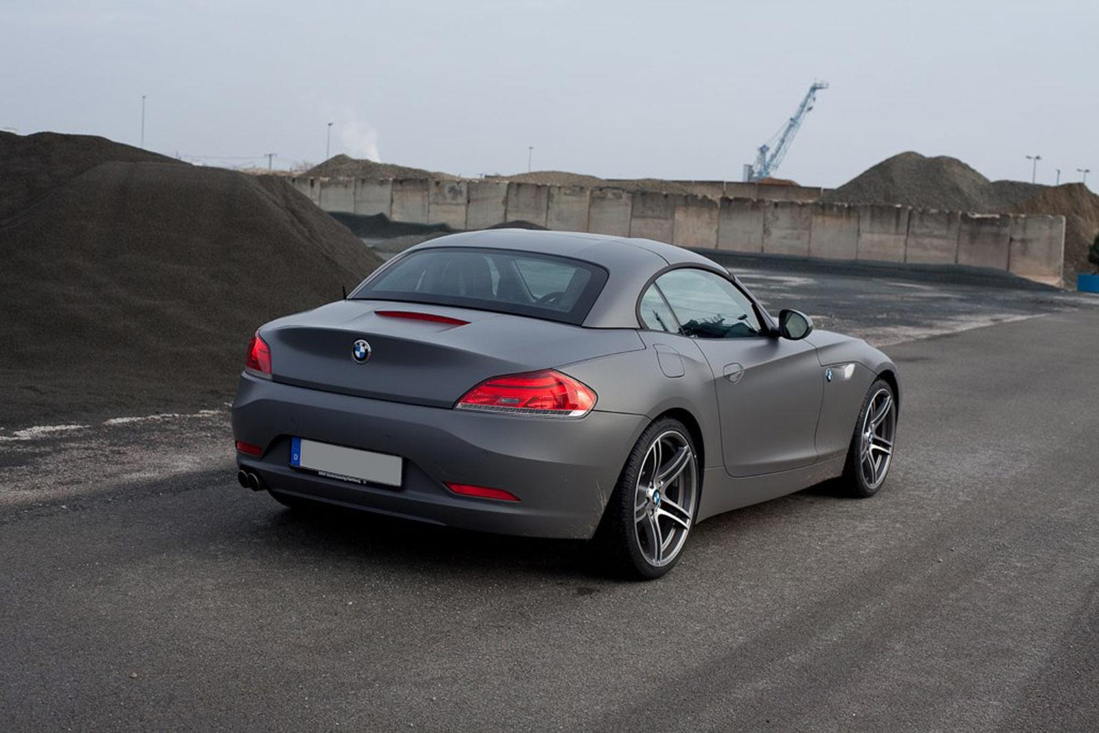 BMW_Z4_GRAU_MATTE_FOLIE_01