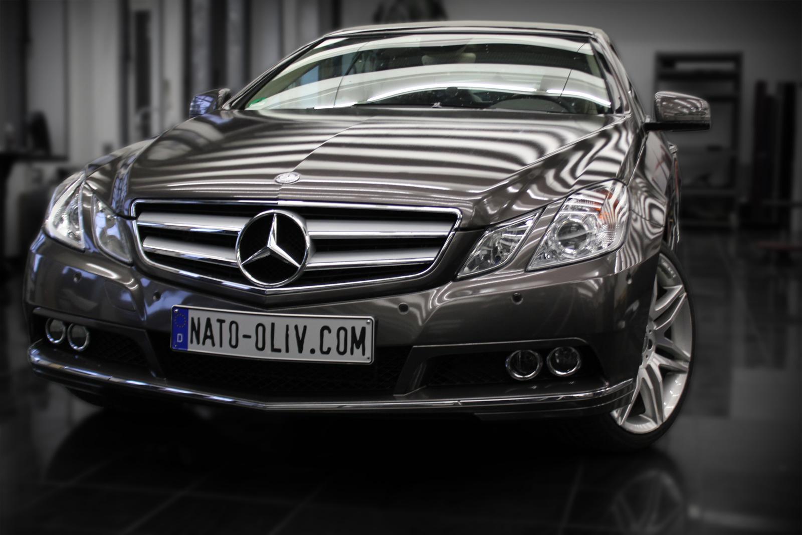 Mercedes_E-Klasse_Cabrio_Folierung_Stannitgrau_Metallic_Glanz_Titelbild