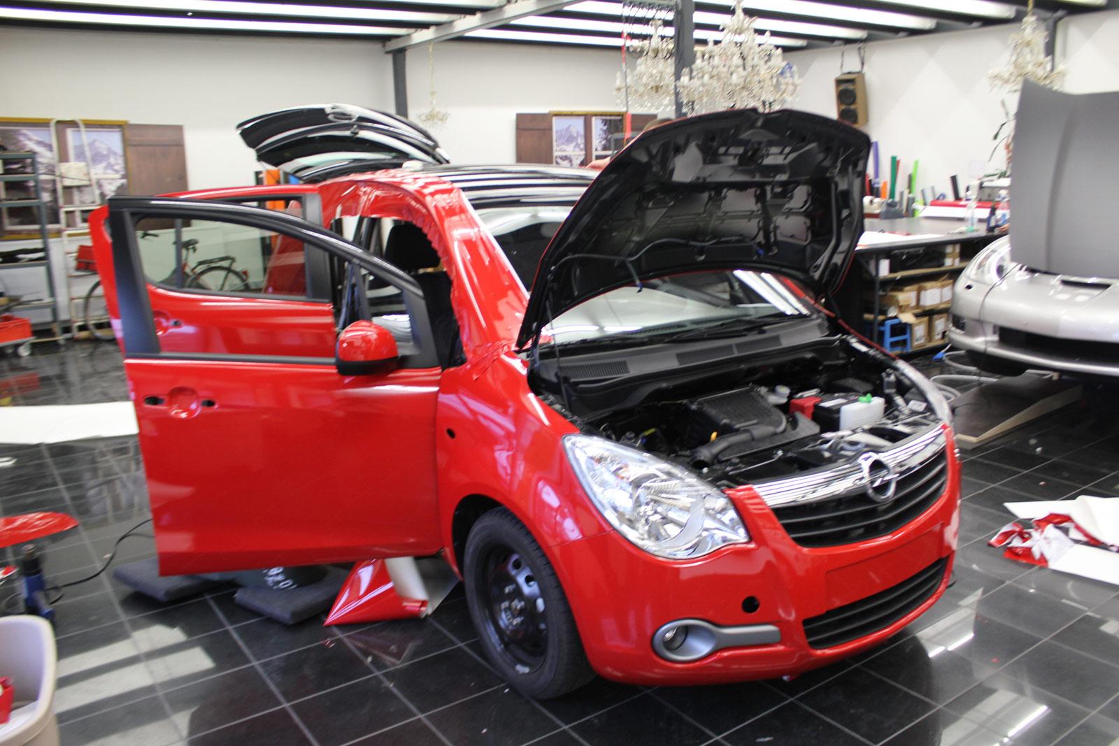 Opel_Agila_Folierung_Rot_Glanz_18
