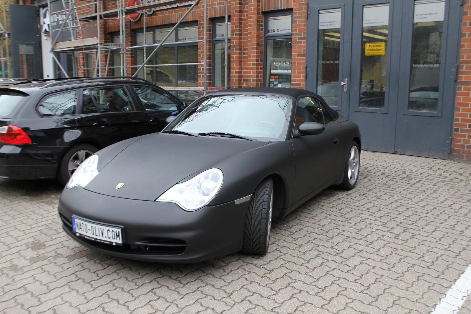 Porsche_Cabrio_Folierung_Schwarz_Ultramatt_14