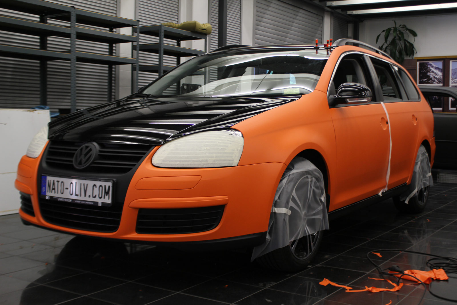 VW_Golf5_Variant_Folierung_Orange_Matt_05