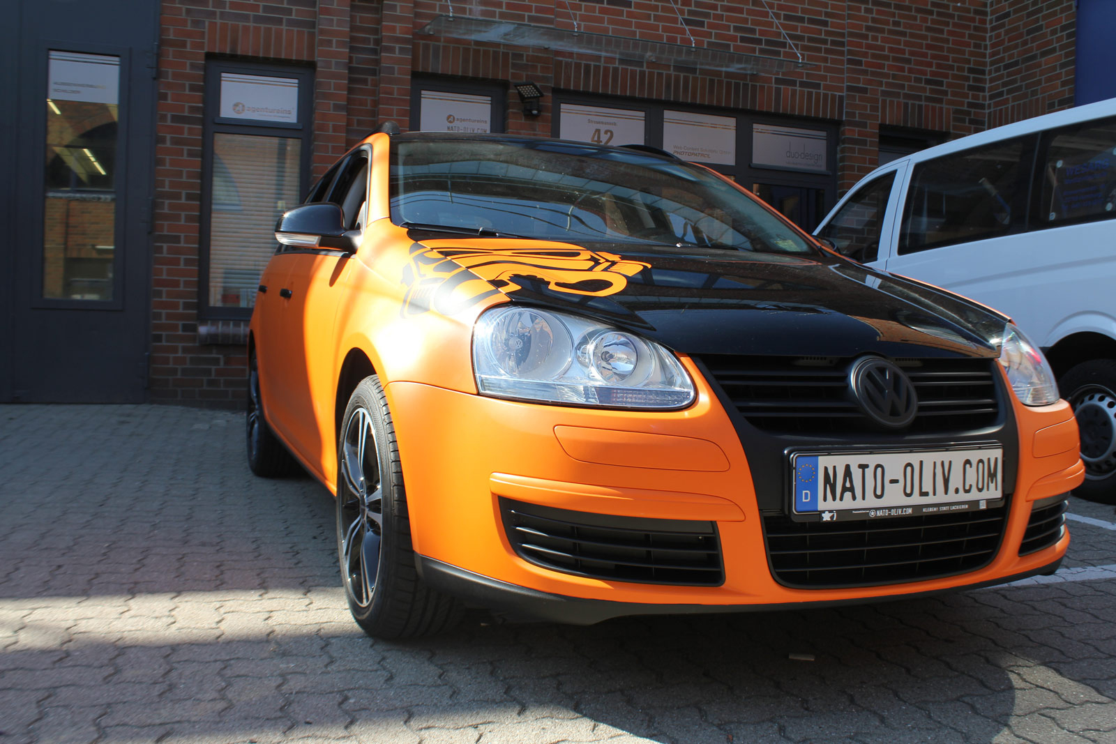 VW_Golf5_Variant_Folierung_Orange_Matt_10