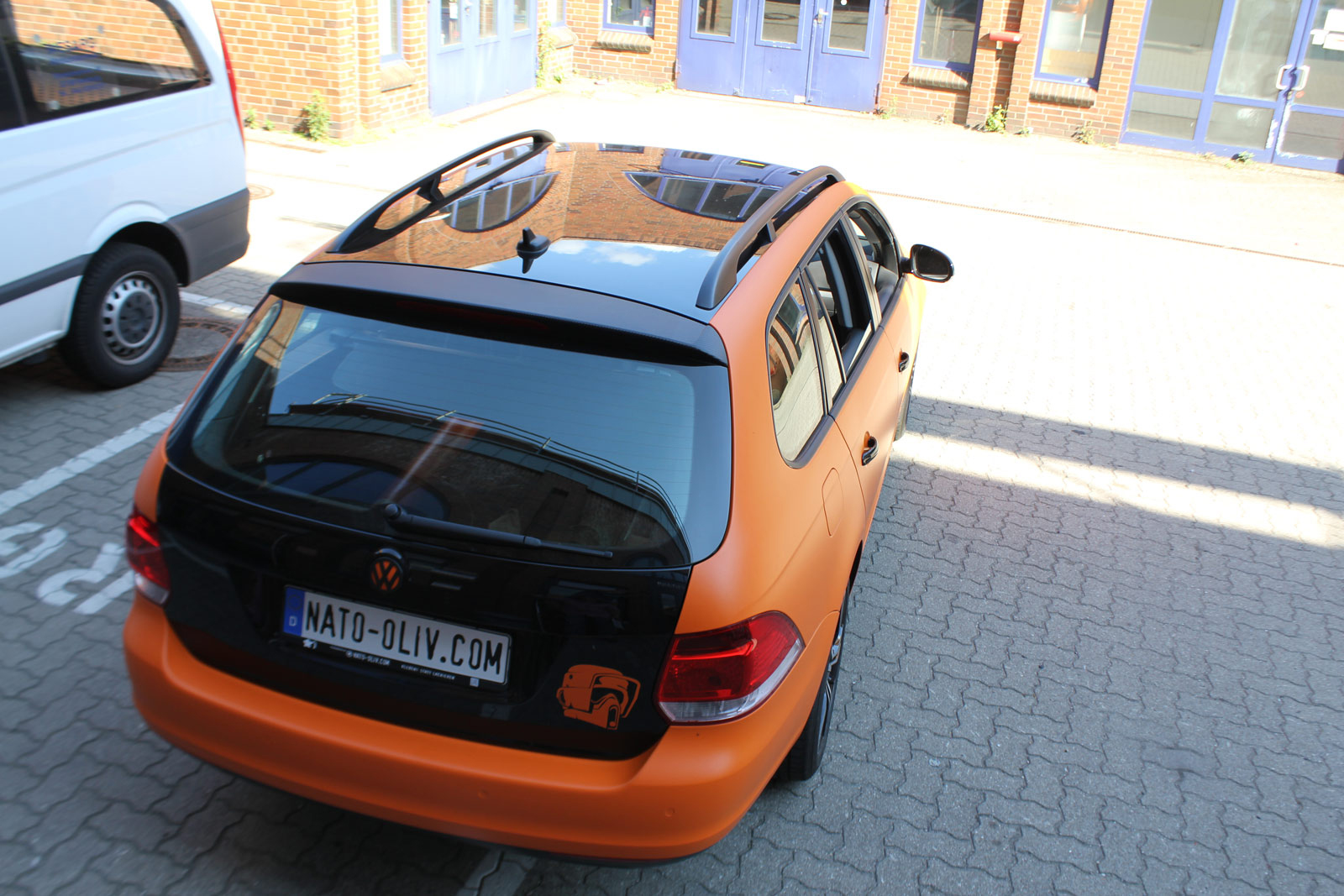 VW_Golf5_Variant_Folierung_Orange_Matt_14