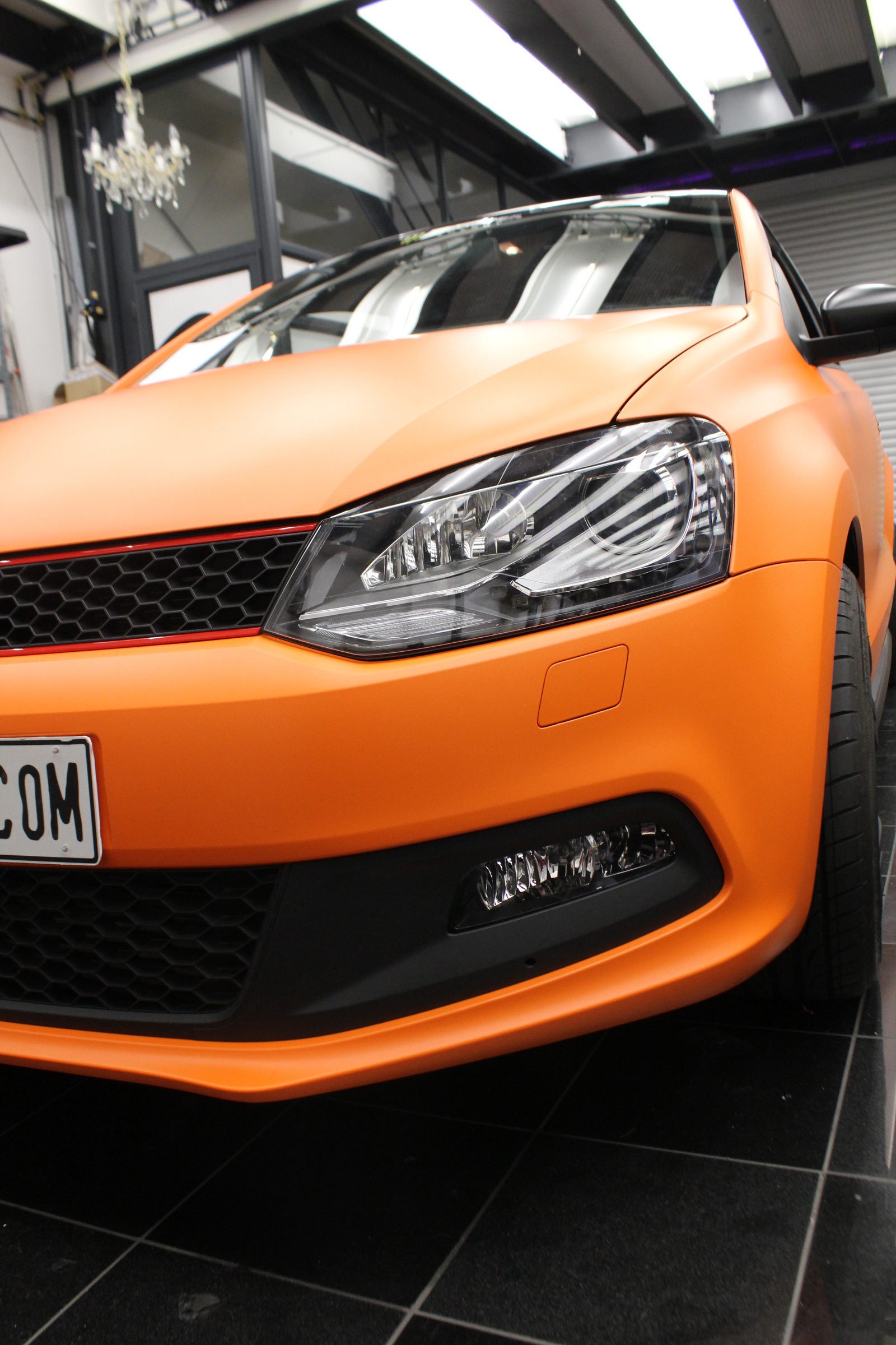 VW_Polo_GTI_Folierung_Orange_Matt_13