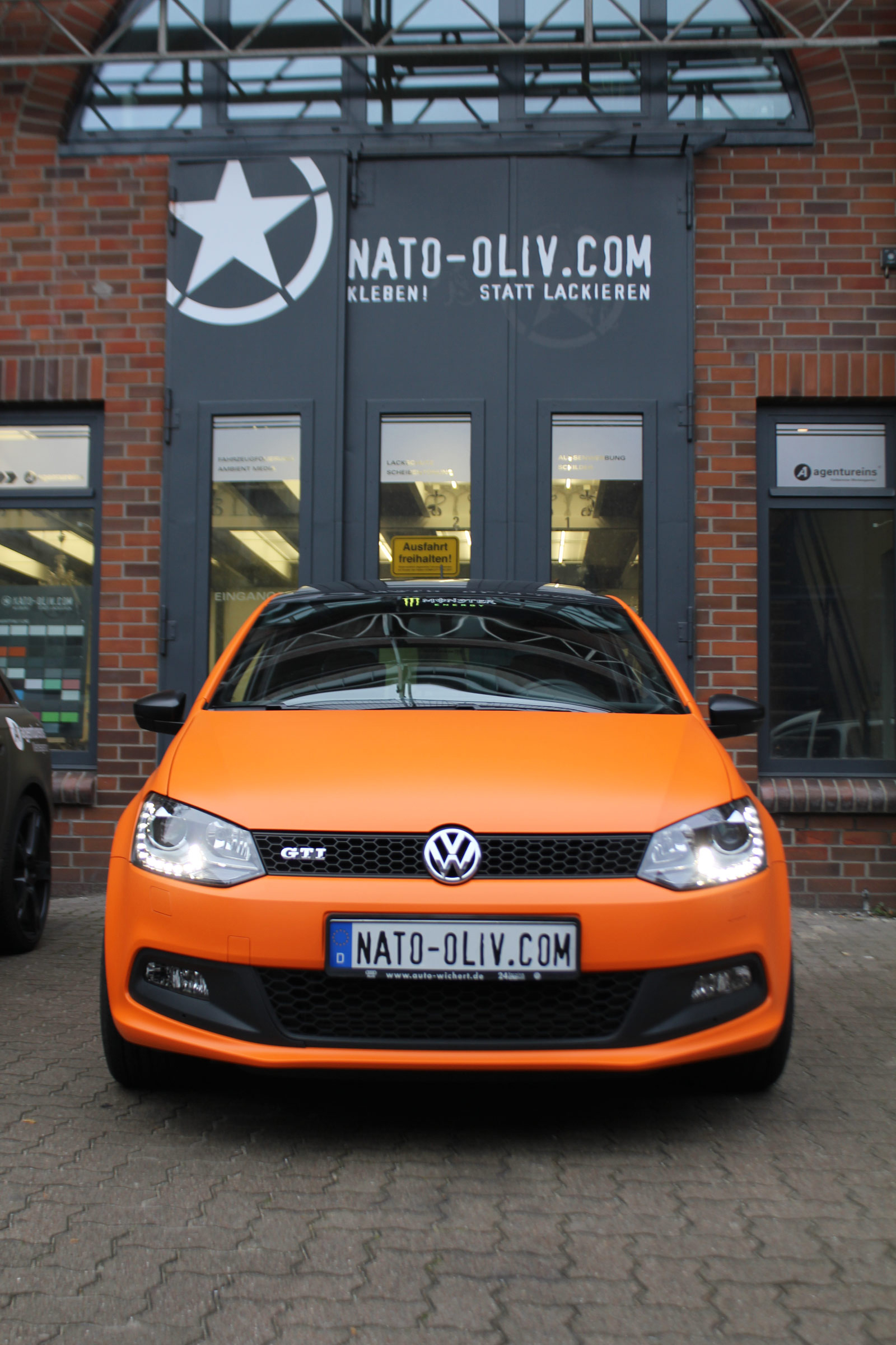 VW_Polo_GTI_Folierung_Orange_Matt_22
