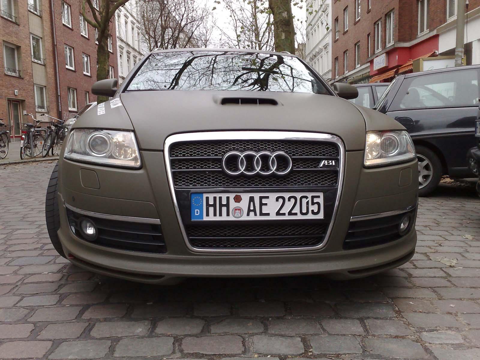 Audi_A6_Nato-Oliv_Folie_Beschriftung_05