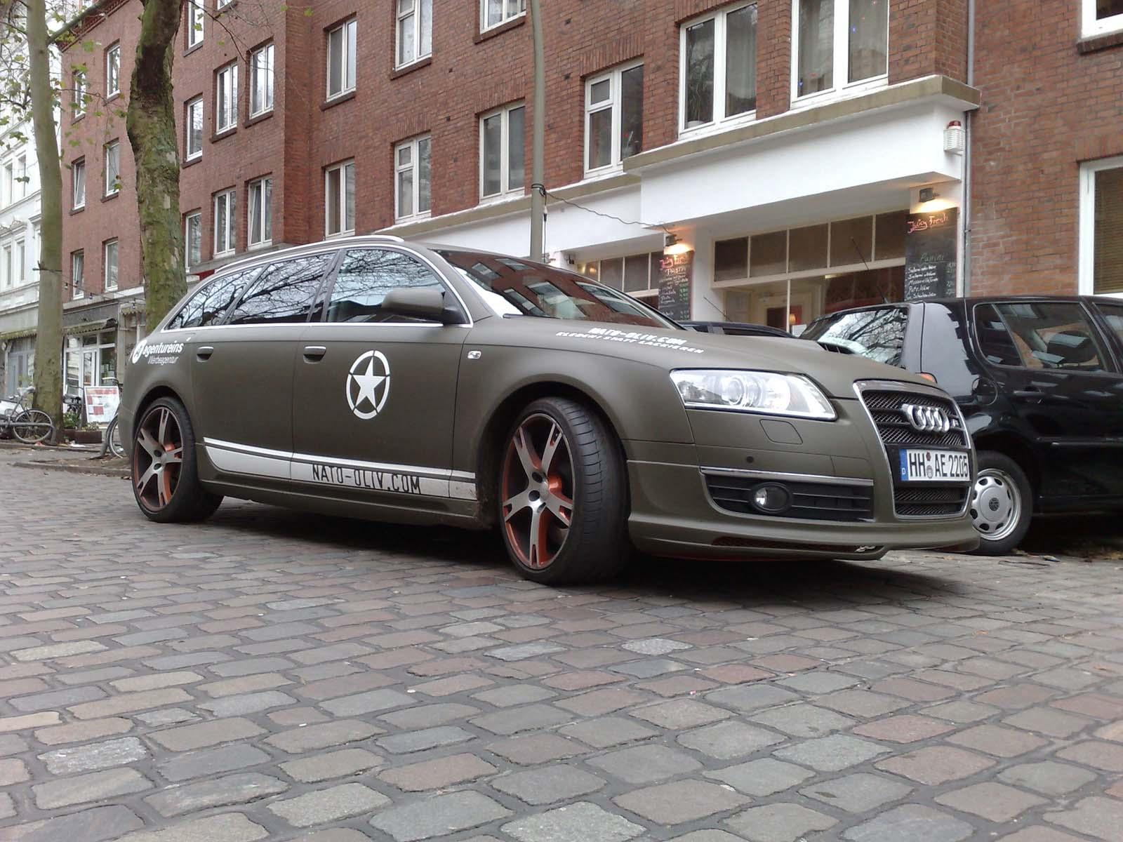 Audi_A6_Nato-Oliv_Folie_Beschriftung_06
