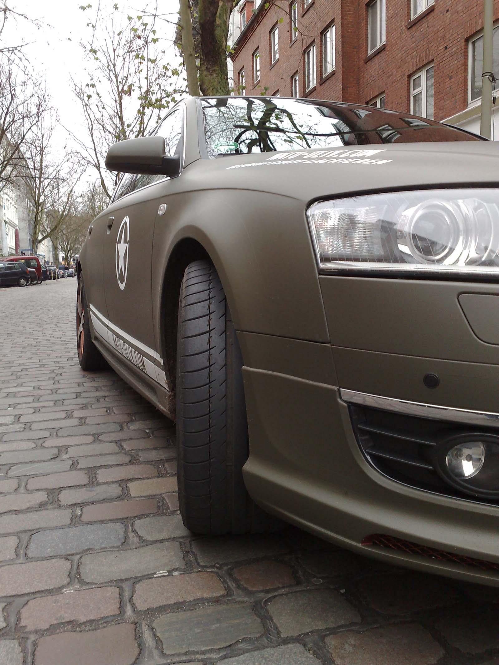 Audi_A6_Nato-Oliv_Folie_Beschriftung_07