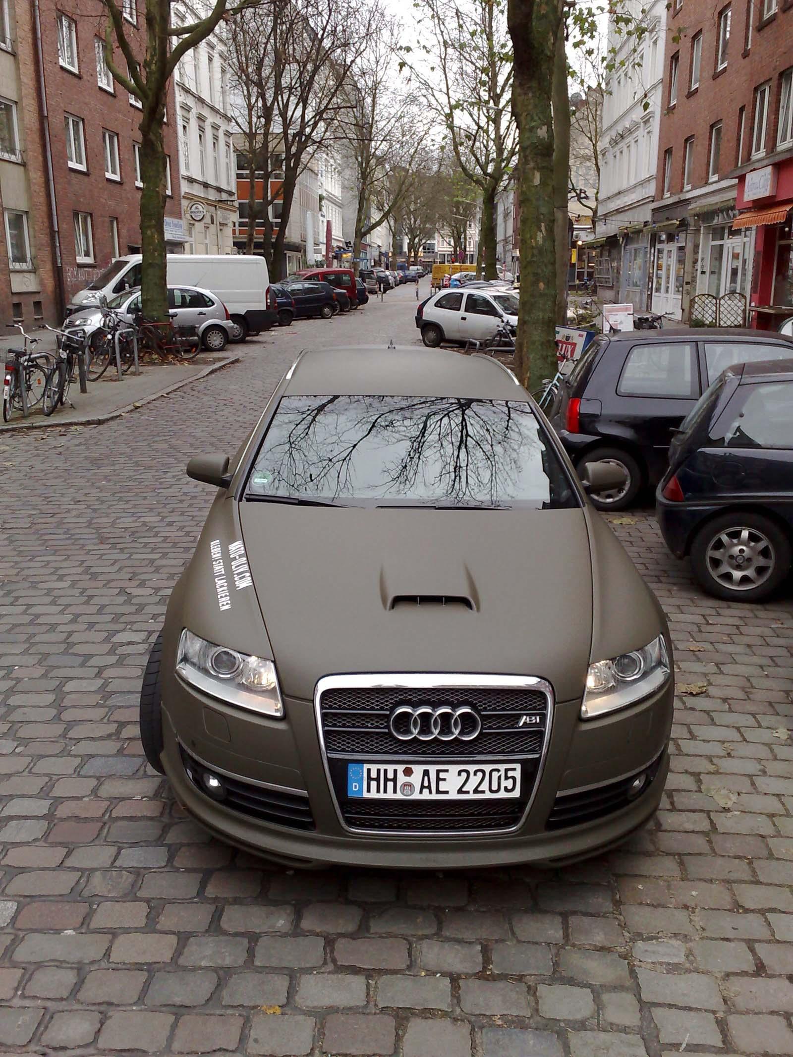 Audi_A6_Nato-Oliv_Folie_Beschriftung_08