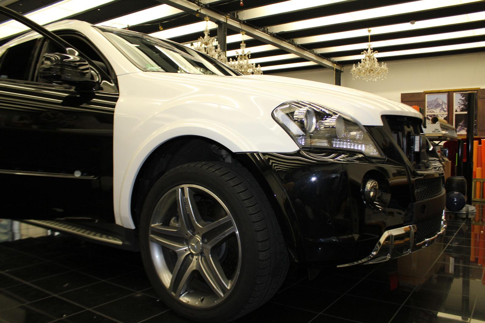 Mercedes_ML_63_AMG_Folierung_Weiss_Glanz_06