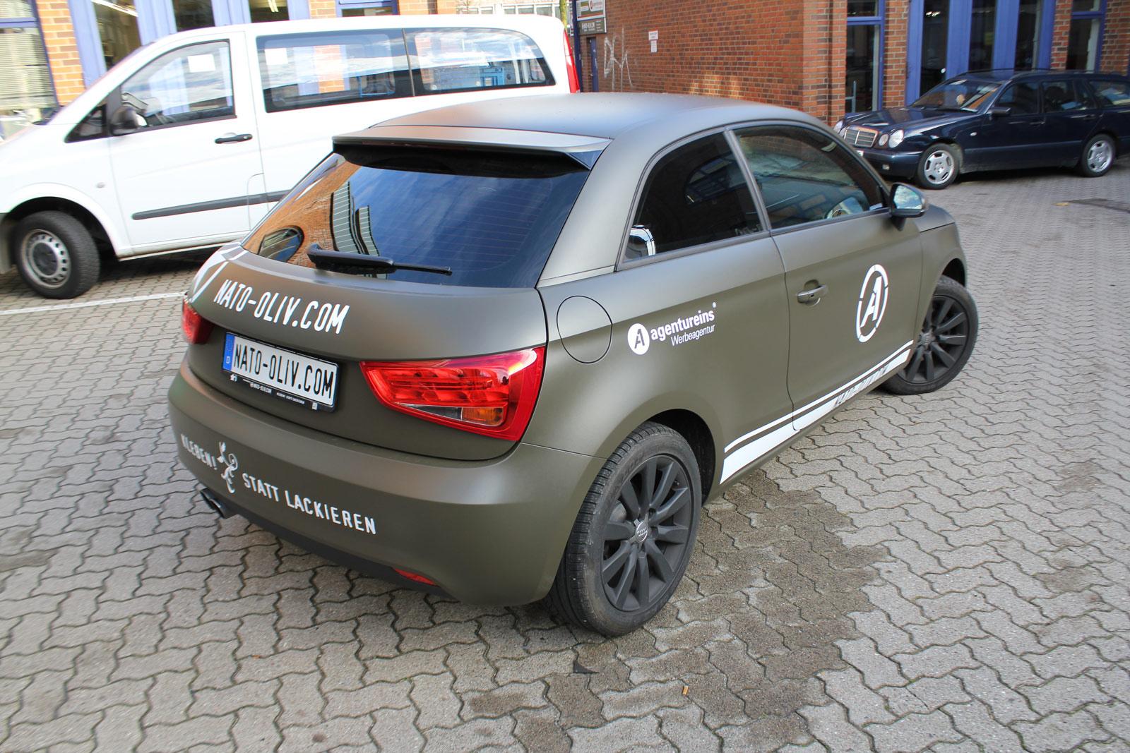 Audi_A1_Nato-oliv_Matt_Steinschlagschutz_32