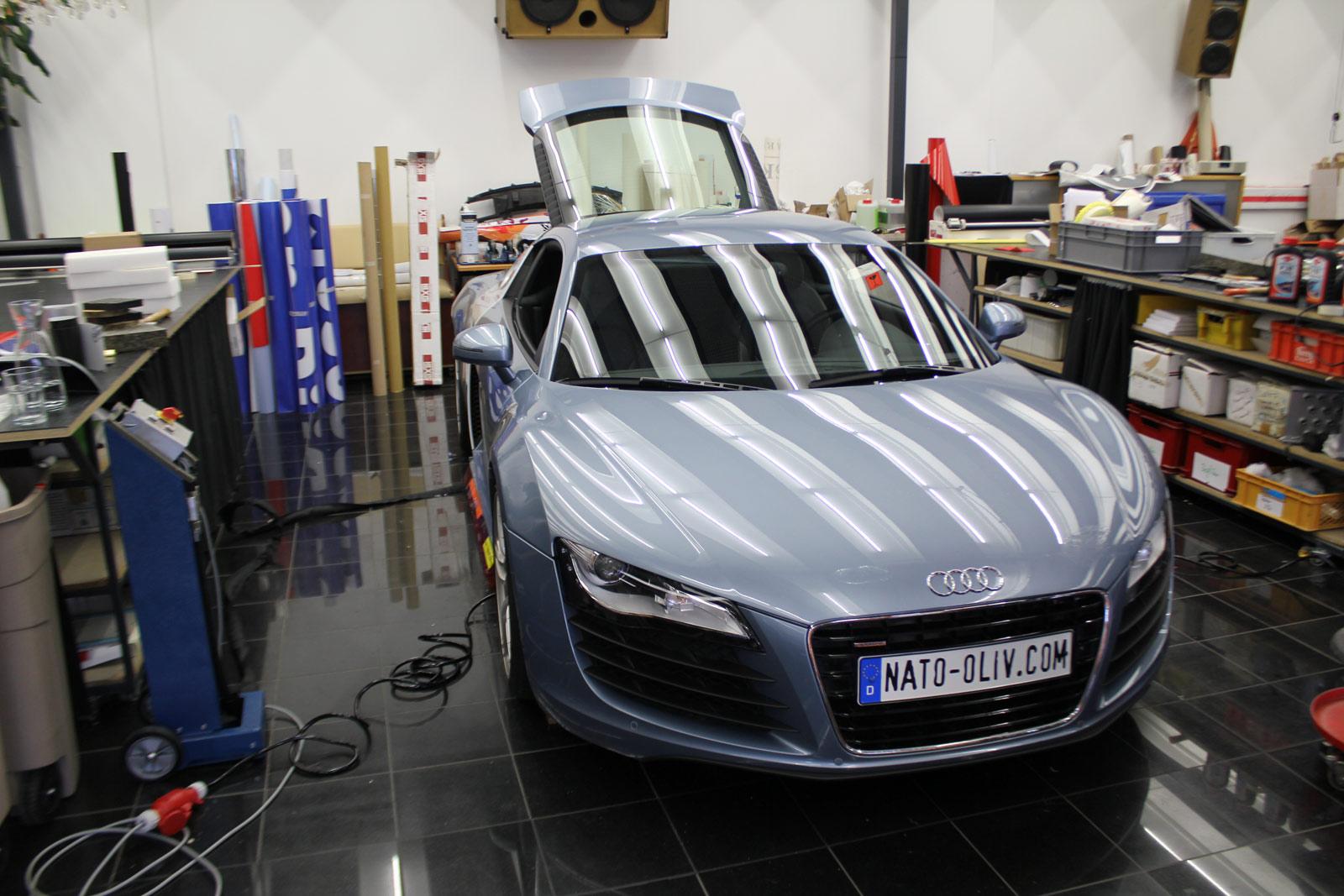 Audi_R8_Folierung_Weiß_Glanz_Union_Jack_Flagge_10