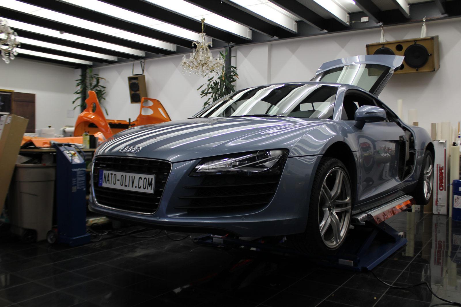 Audi_R8_Folierung_Weiß_Glanz_Union_Jack_Flagge_15