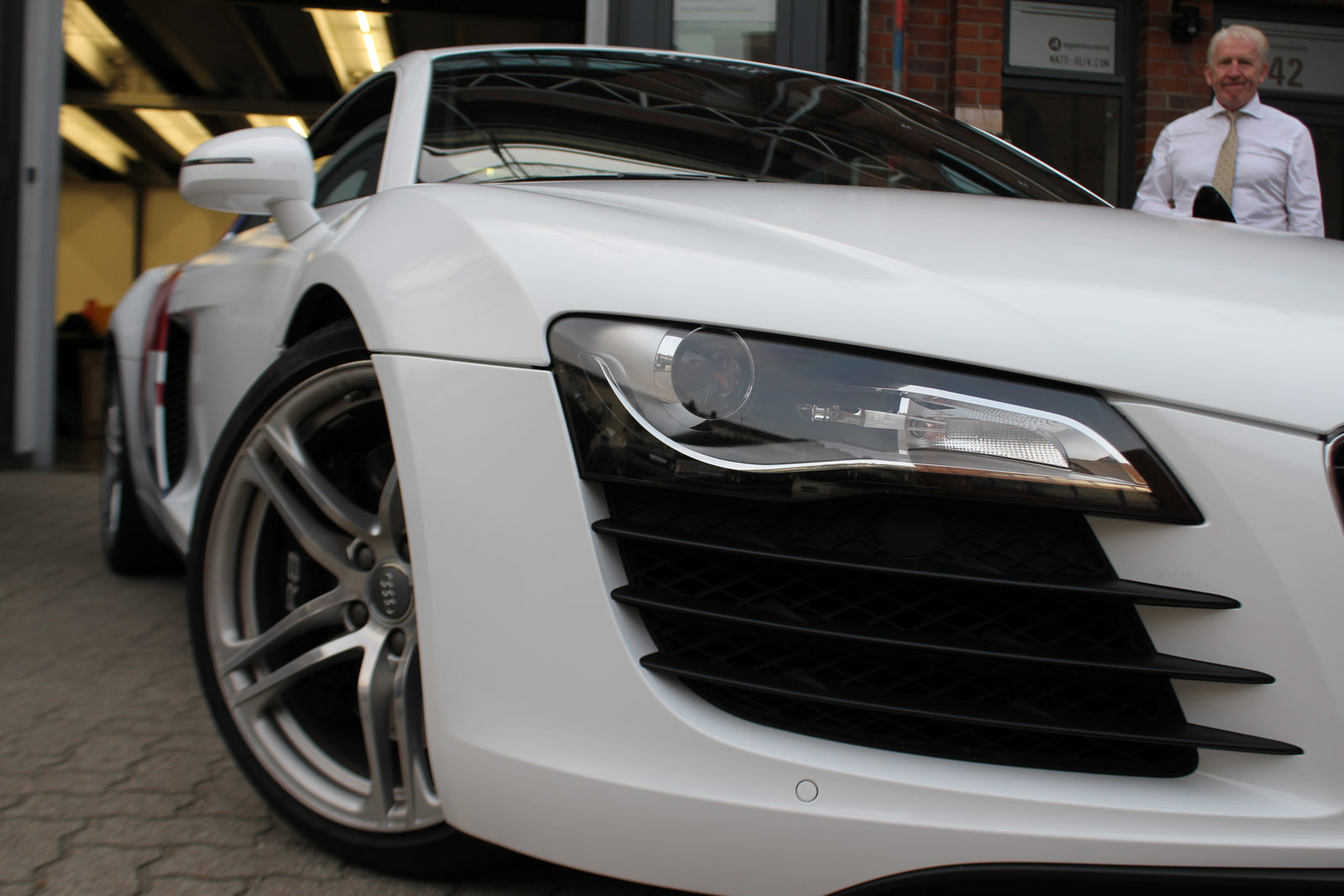 Audi_R8_Folierung_Weiß_Glanz_Union_Jack_Flagge_40