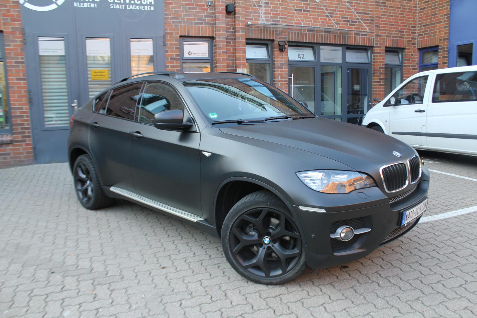 BMW_X6_FOLIERUNG_SCHWARZ_METALLIC_MATT_11