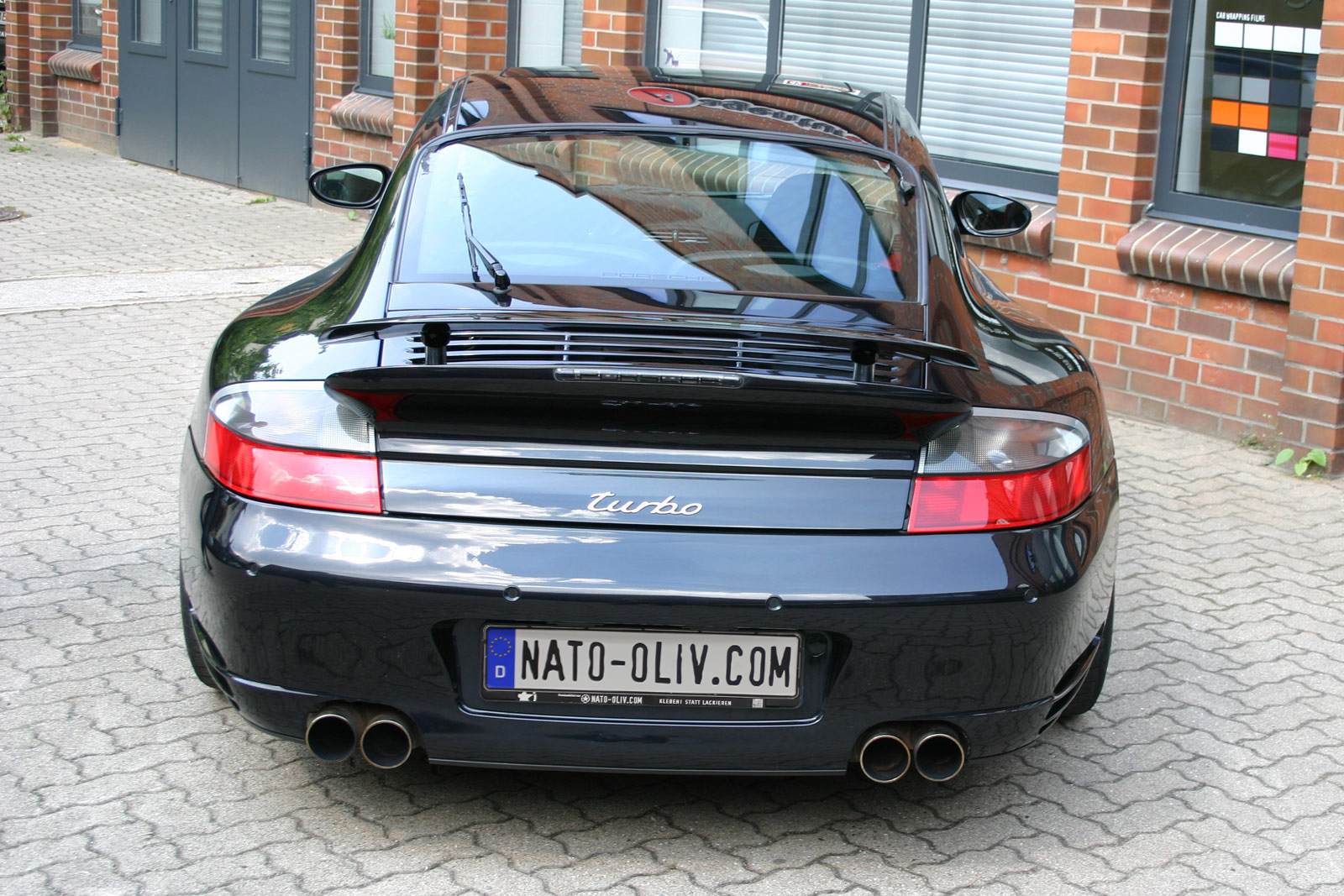 PORSCHE_TURBO_FOLIERUNG_BRAUN_MATT_01
