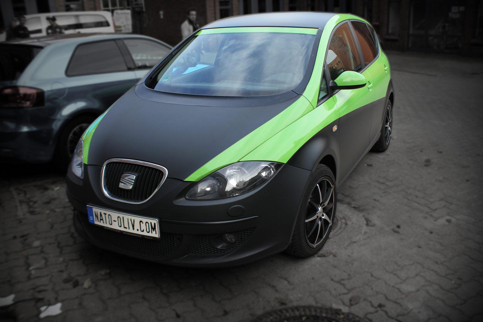 Seat-Altea-giftgruen-schwarz-matt-IMG_7168
