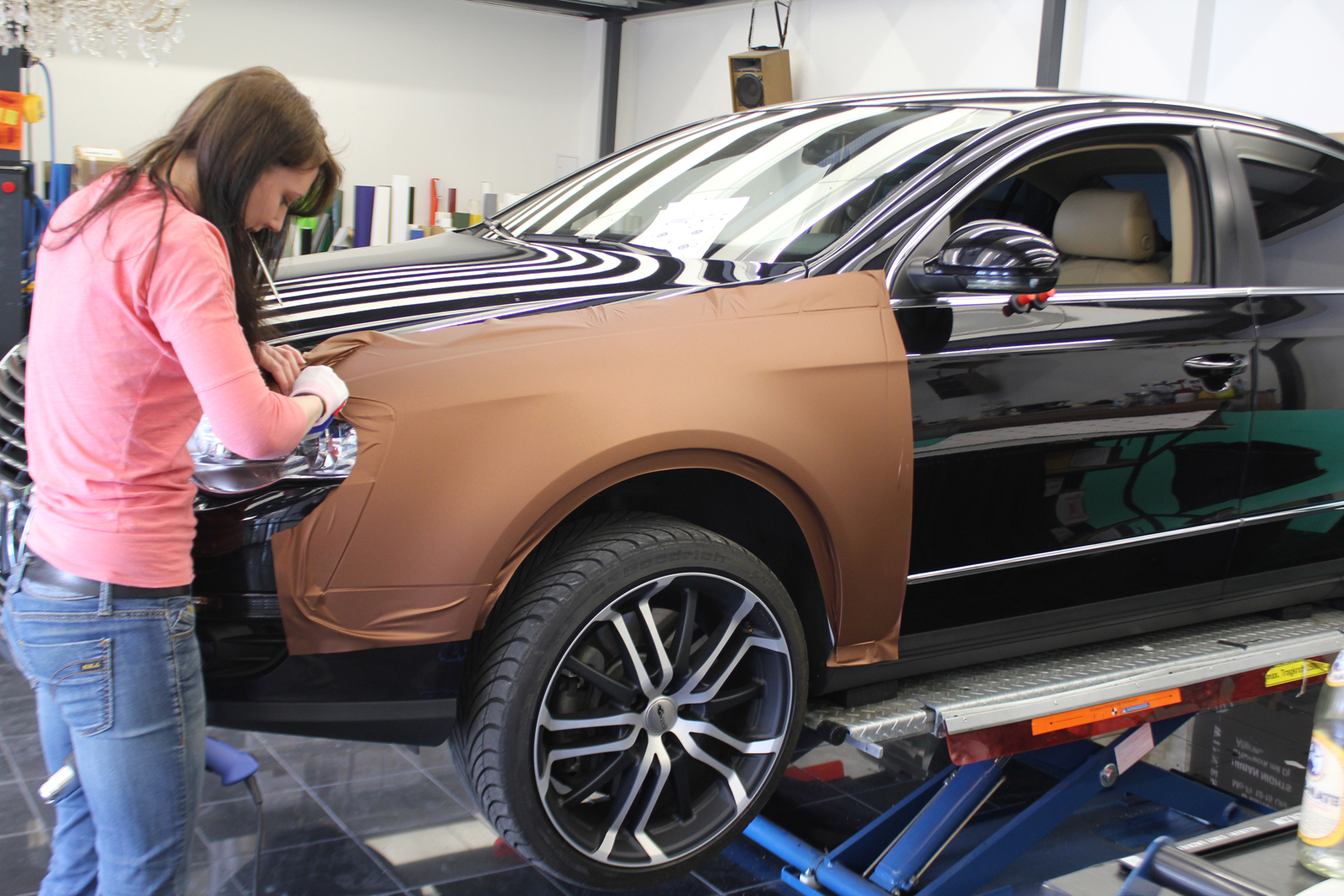 VW_Passat_Folierung_Bronze_matt_metallic_01