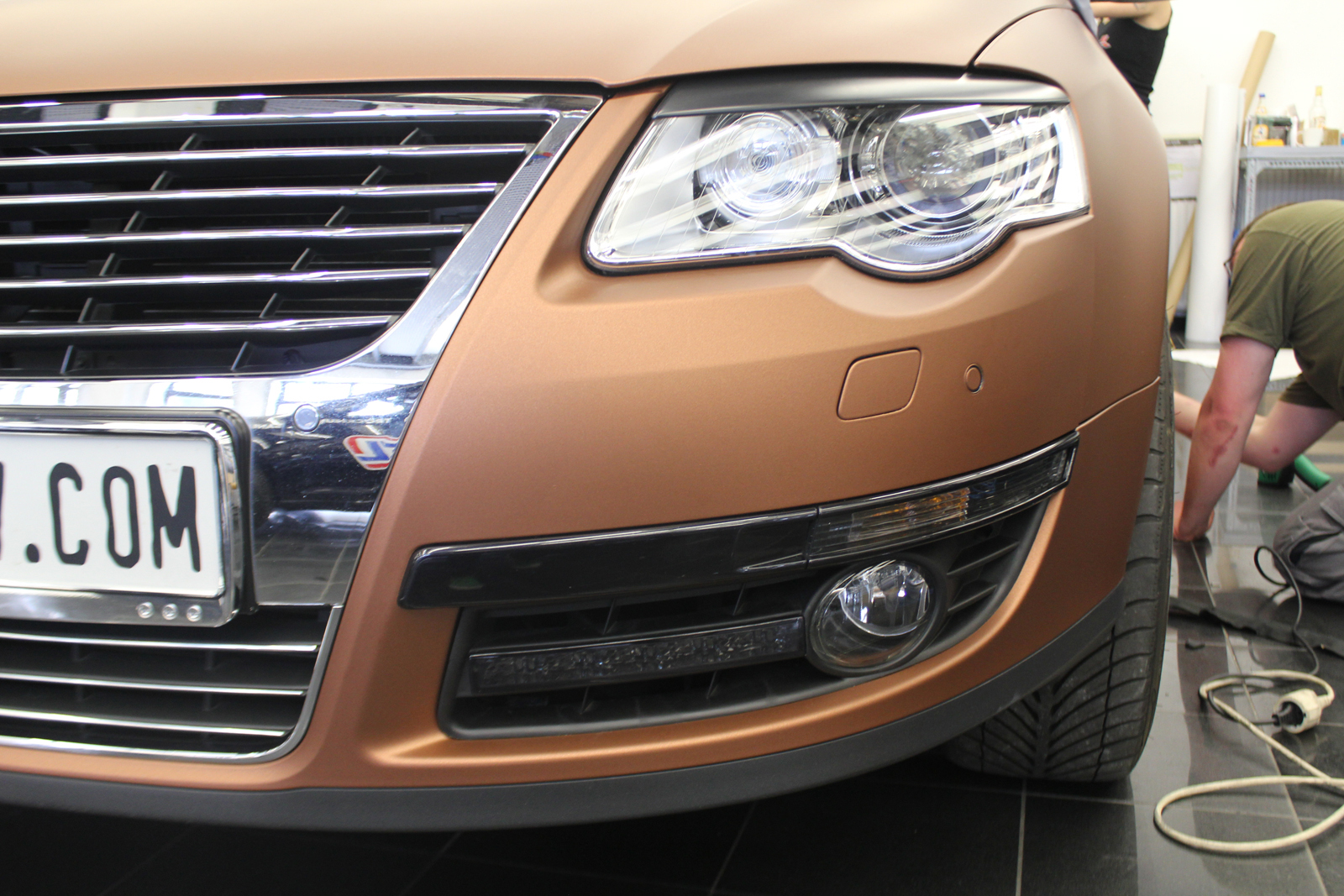 VW_Passat_Folierung_Bronze_matt_metallic_03
