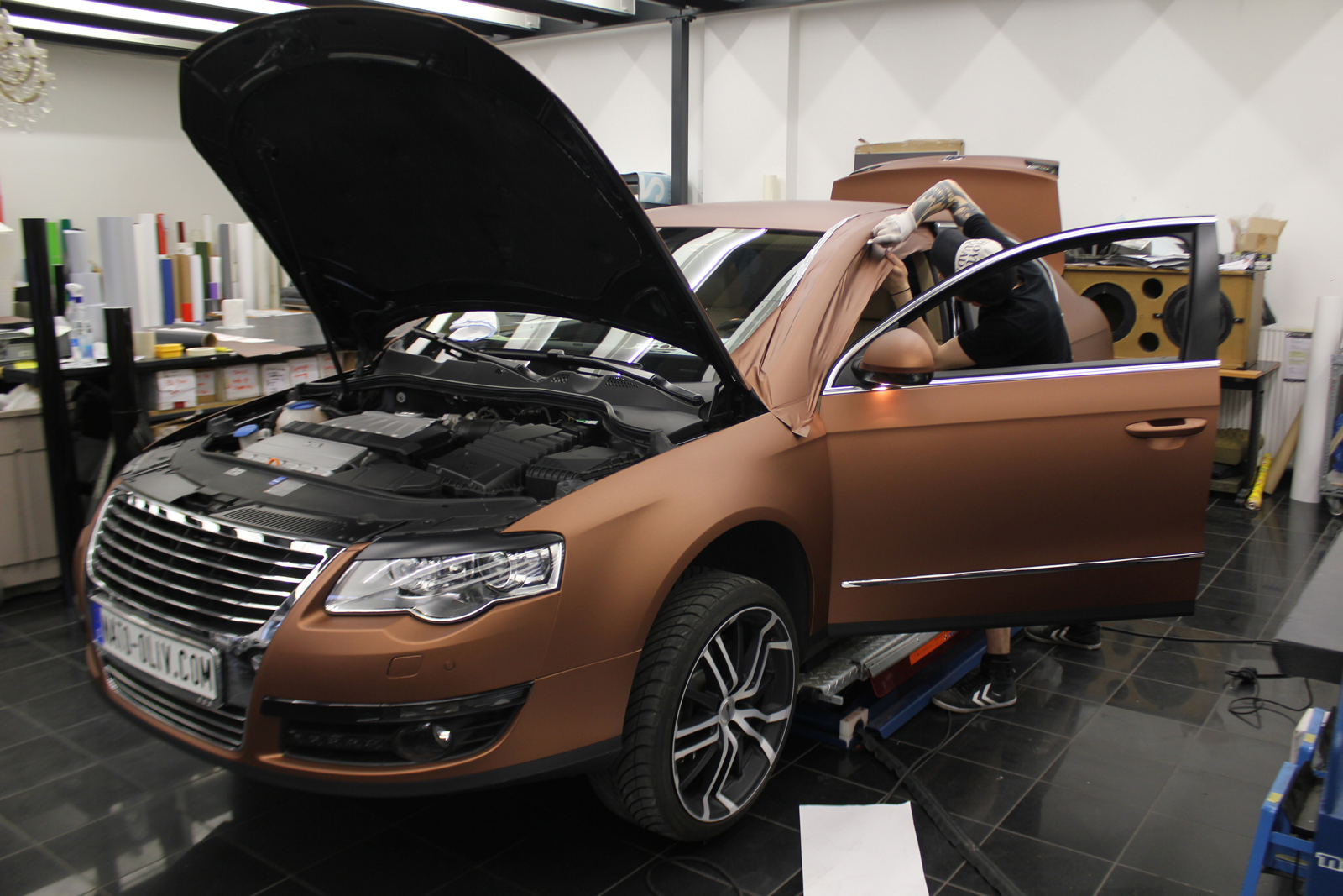 VW_Passat_Folierung_Bronze_matt_metallic_06