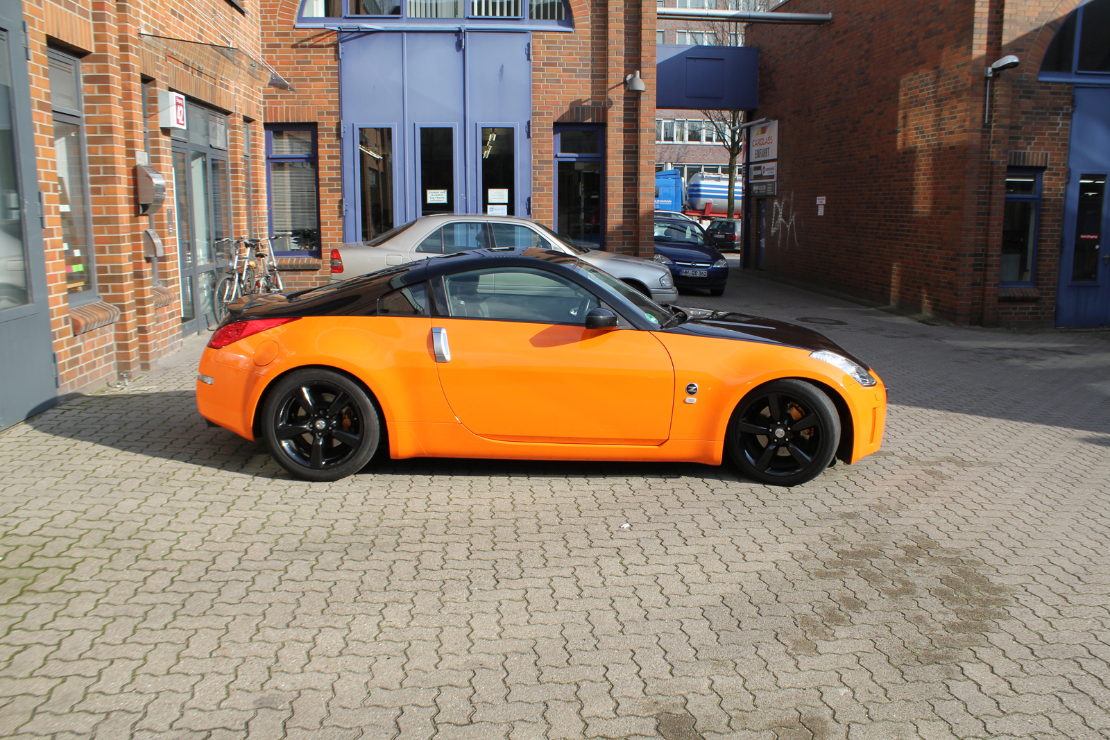 NISSAN_350Z_TEILFOLIERUNG_ORANGE_04