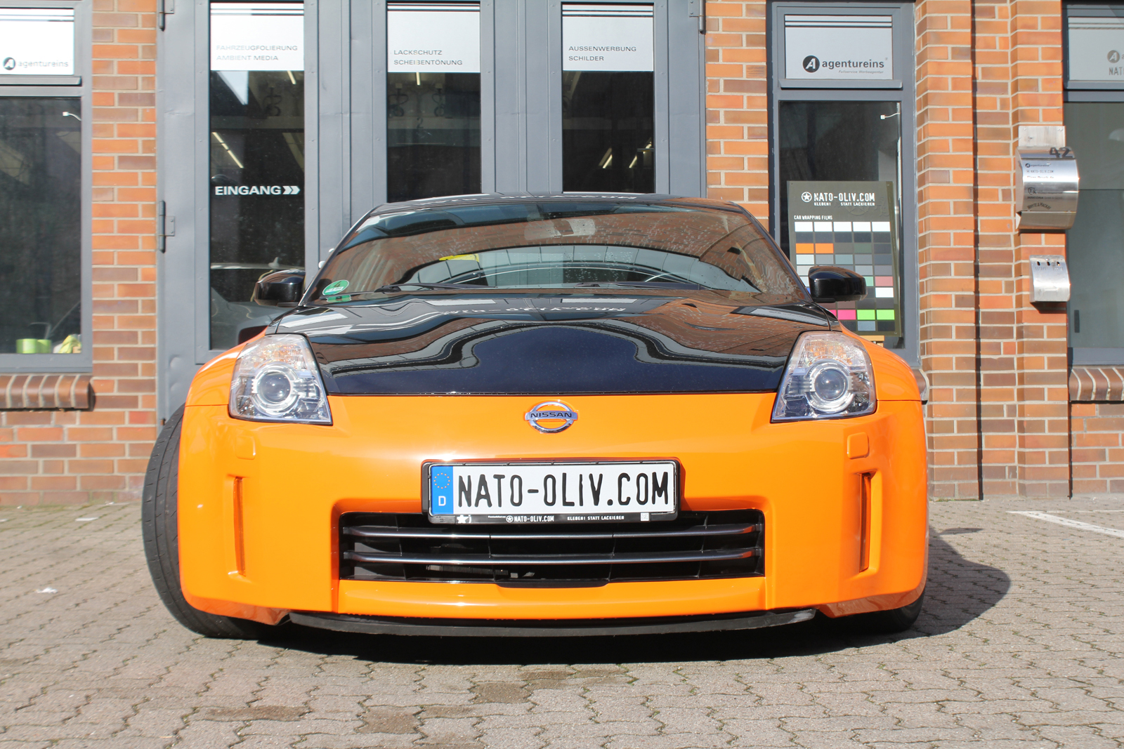 NISSAN_350Z_TEILFOLIERUNG_ORANGE_05