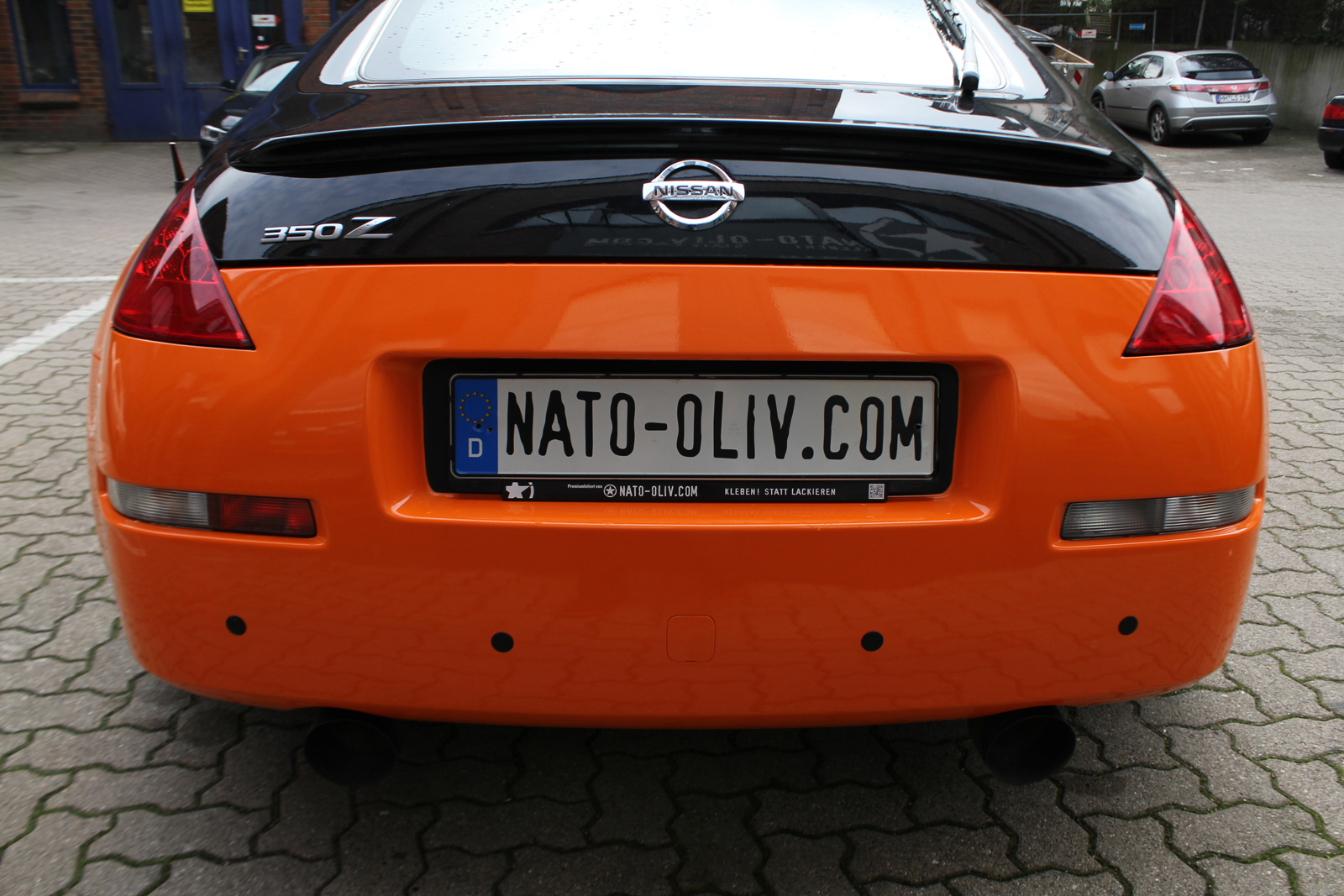 NISSAN_350Z_TEILFOLIERUNG_ORANGE_09