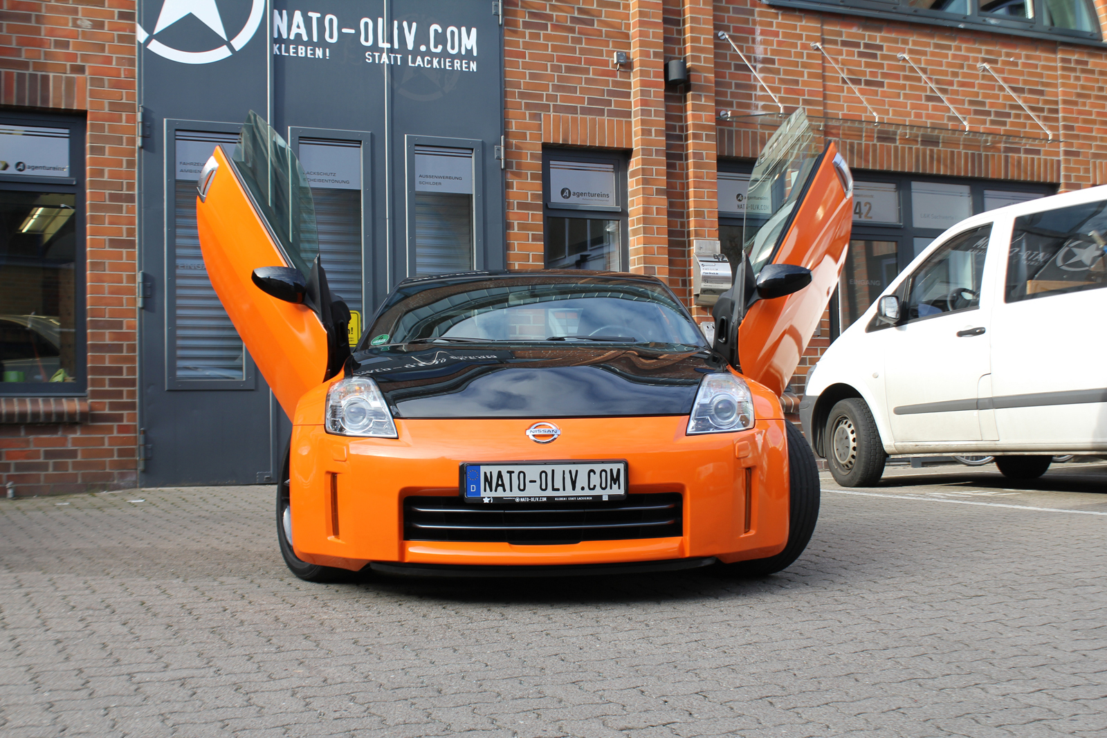 NISSAN_350Z_TEILFOLIERUNG_ORANGE_10